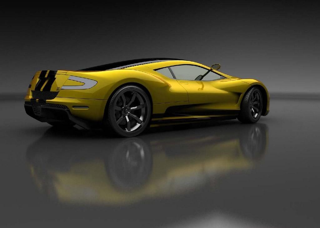 Aston Martin Super Sport Limited Edition - Picture 41076