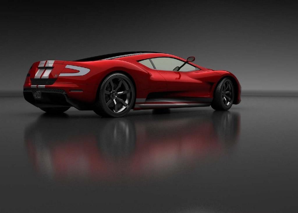 Aston Martin Super Sport Limited Edition on 2010 Hyundai Santa Fe