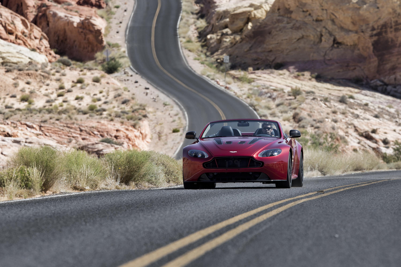 Aston Martin V12 Vantage S Roadster Picture