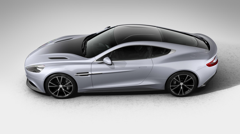 Aston Martin Vanquish Centenary Edition Reaches New Heights [VIDEO]