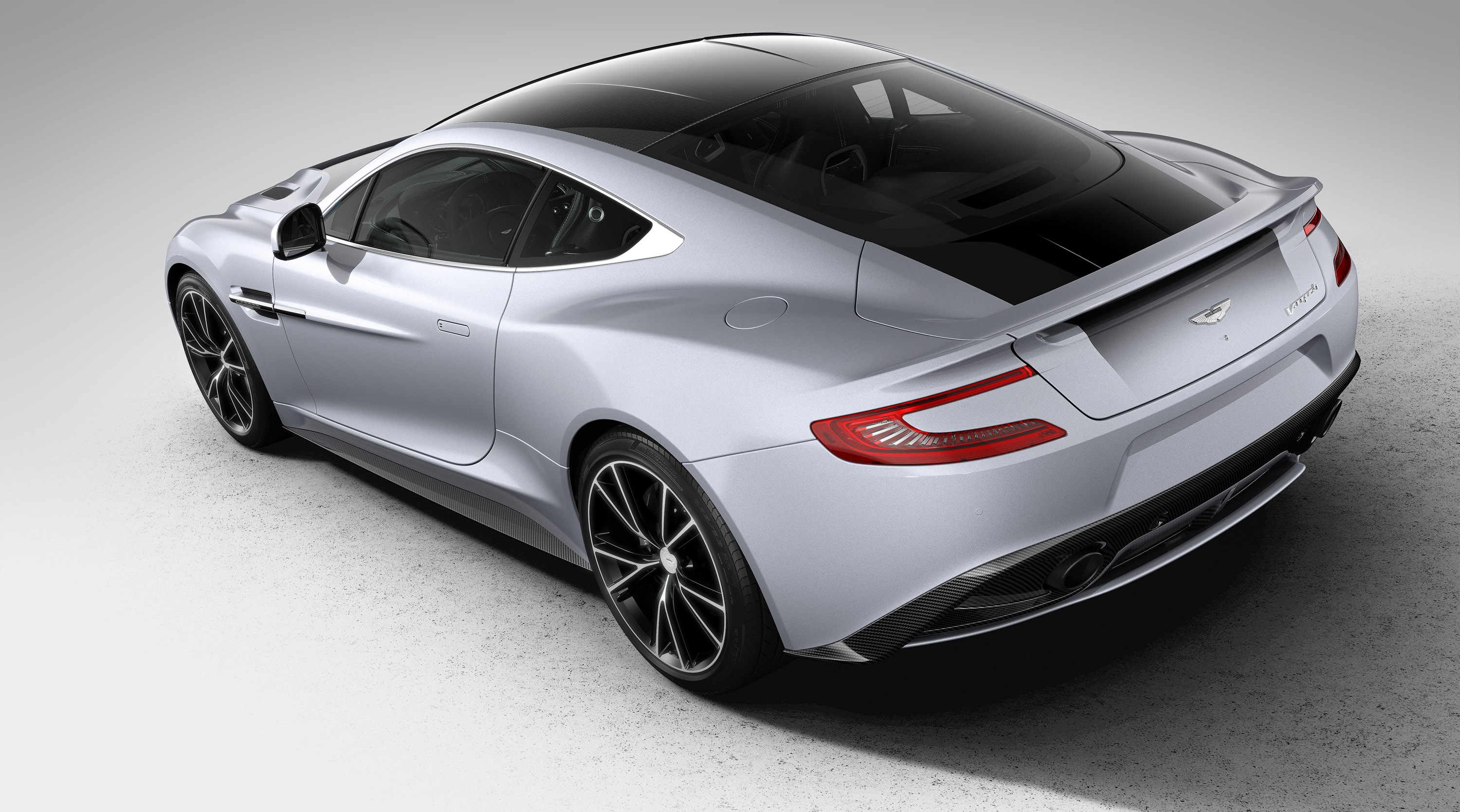 Aston Martin Vanquish Centenary Edition Reaches New Heights [VIDEO]