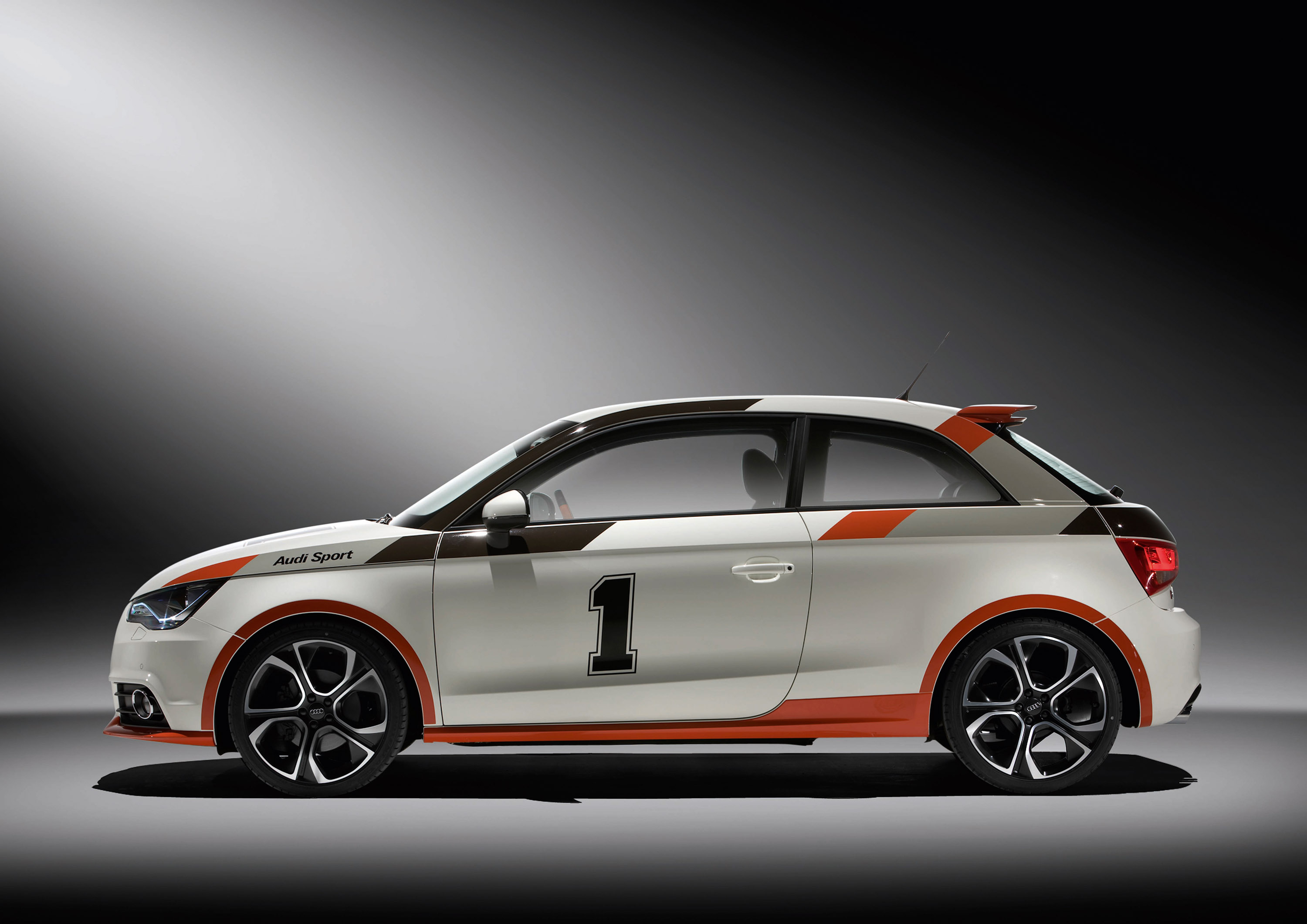 Audi A1 Competition Kit Picture 37209
