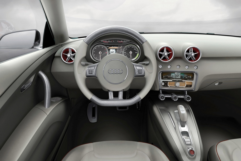 Audi A1 2006 >> Audi A1 Sportback Concept Picture 9450