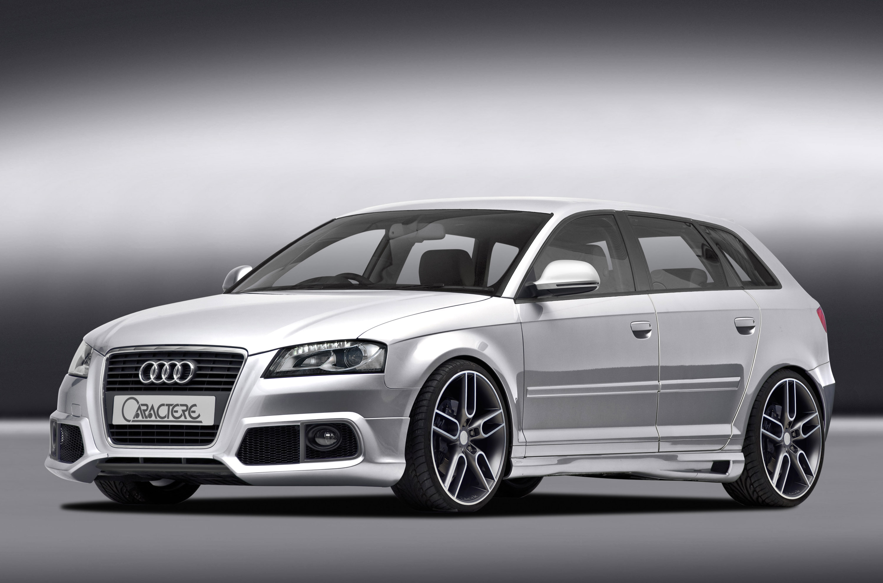 Audi A3 CARACTERE  Picture 20275