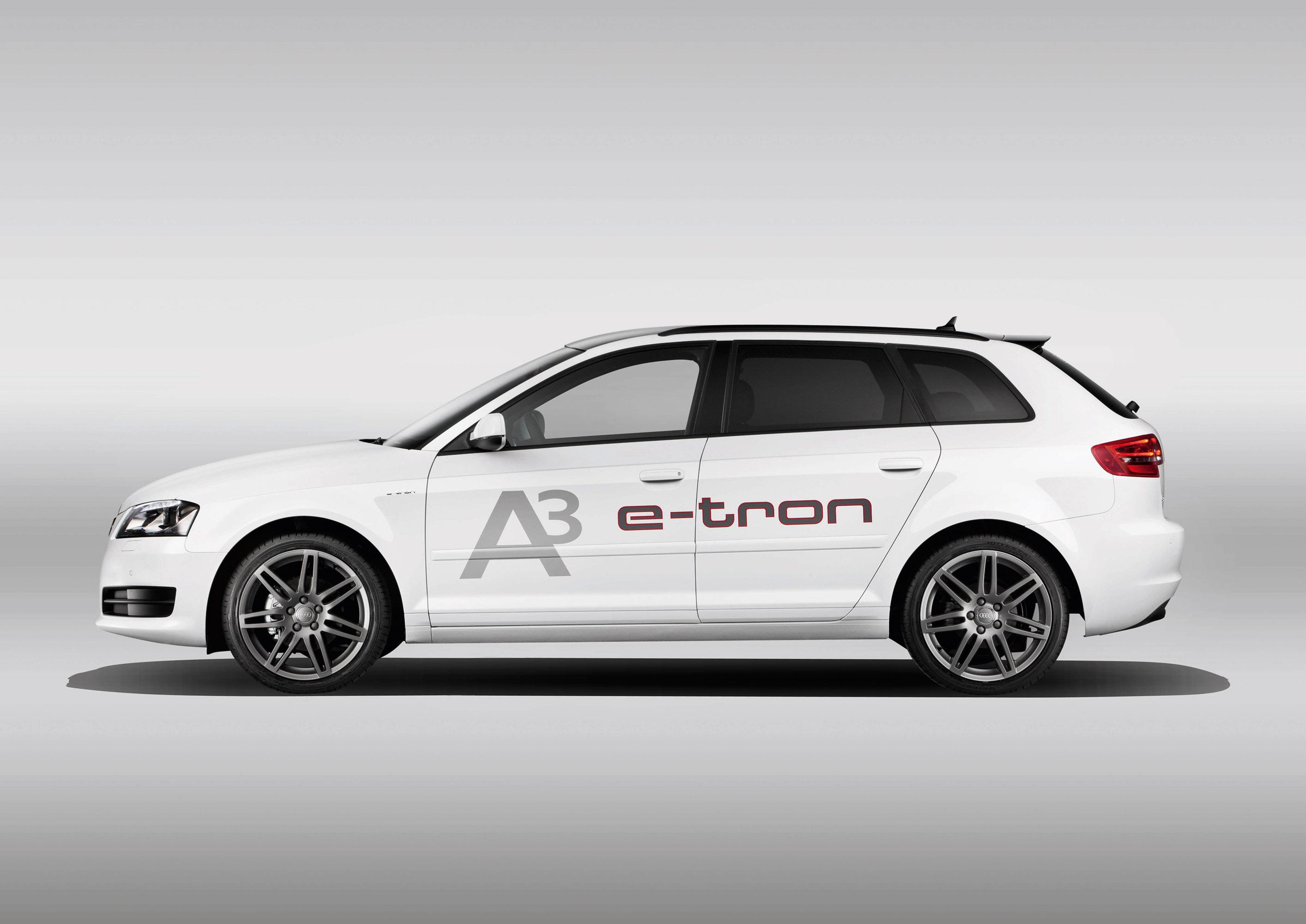 Audi A ETron Picture - Audi a3 etron