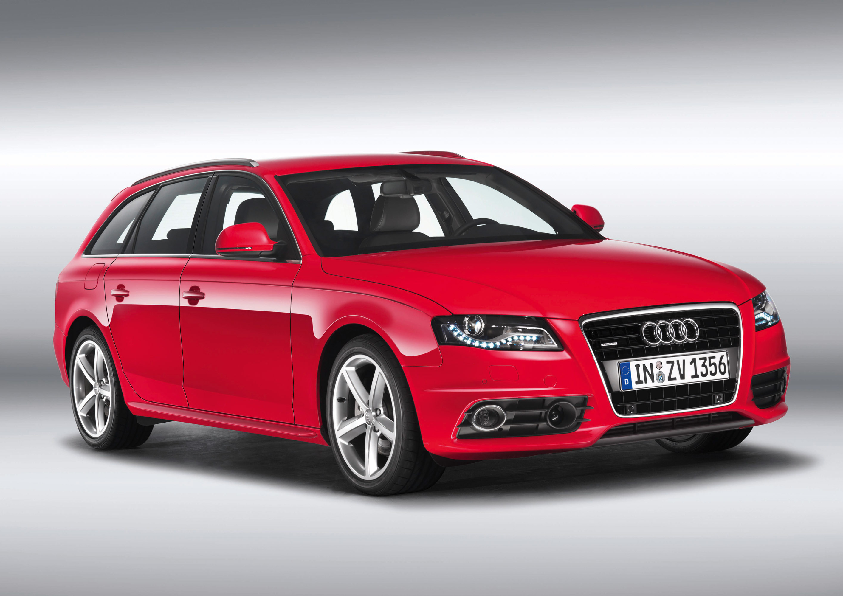 Audi A4 And A4 Avant More Attractive