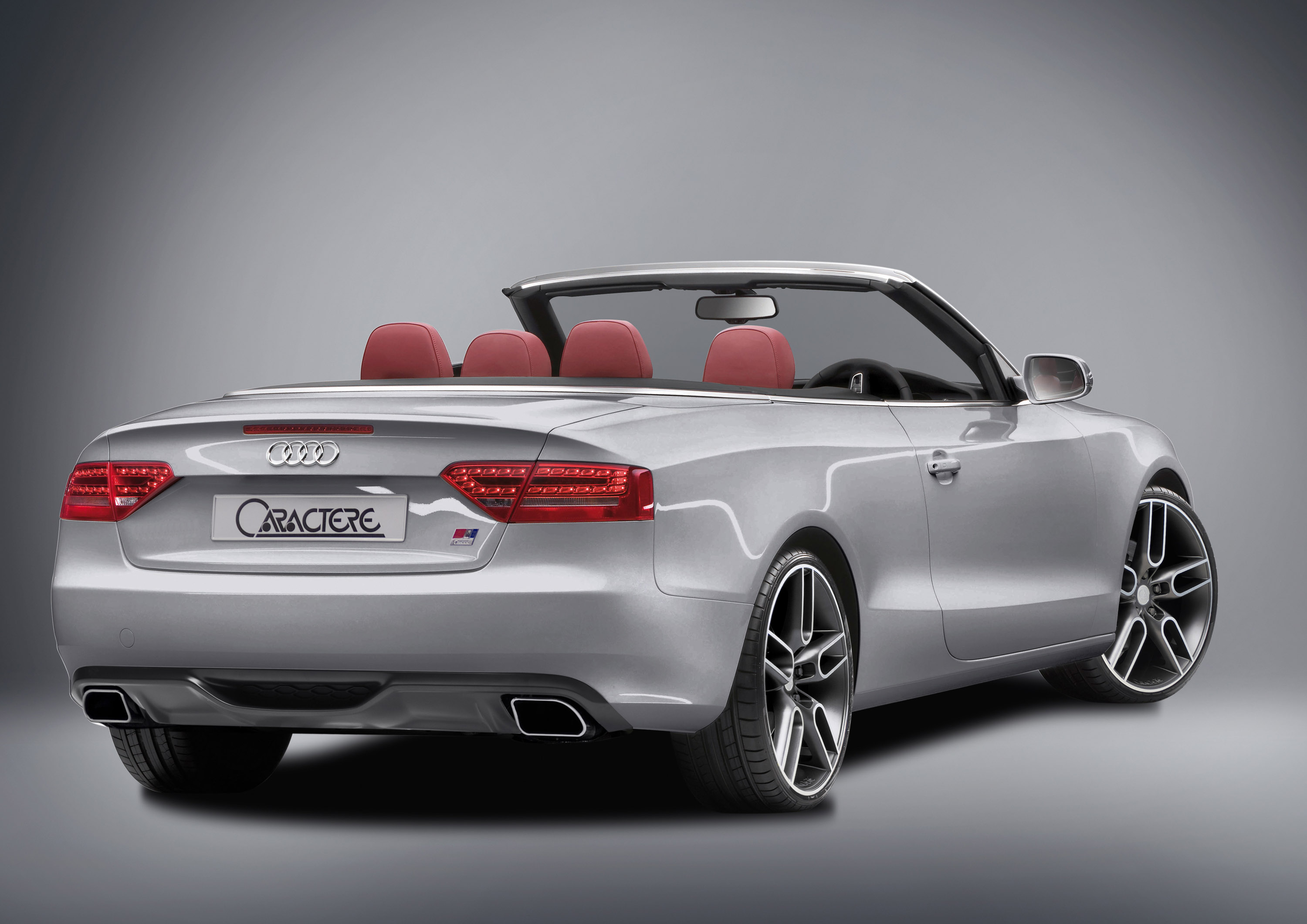 audi a5 cabrio by caractere. Black Bedroom Furniture Sets. Home Design Ideas