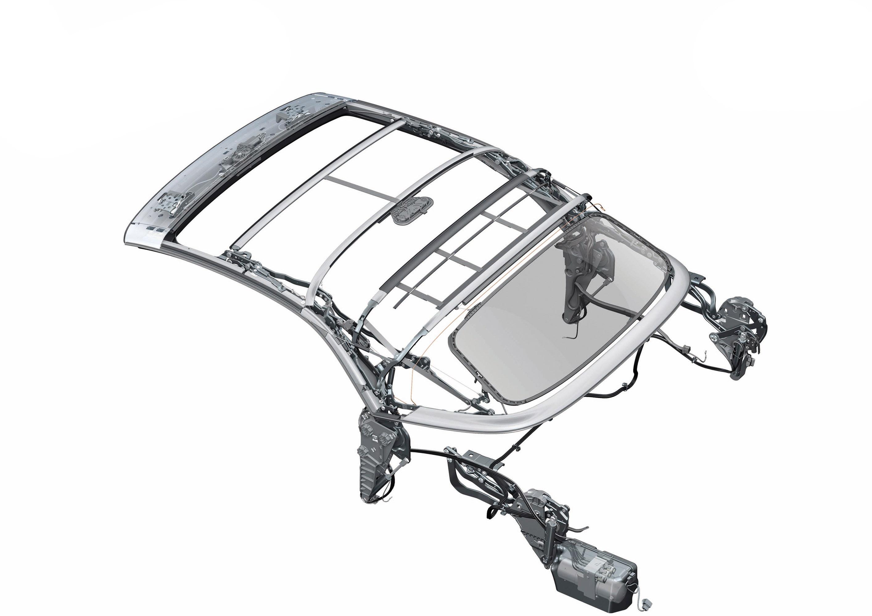 Как сделать крышу кабриолету