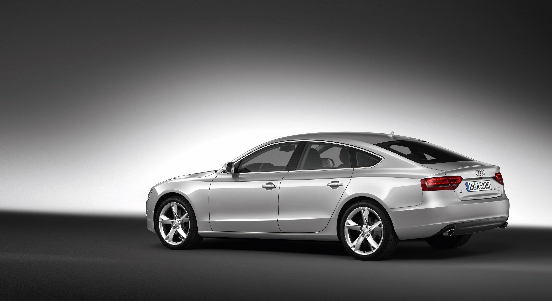 Audi A5 Sportback Picture 23166