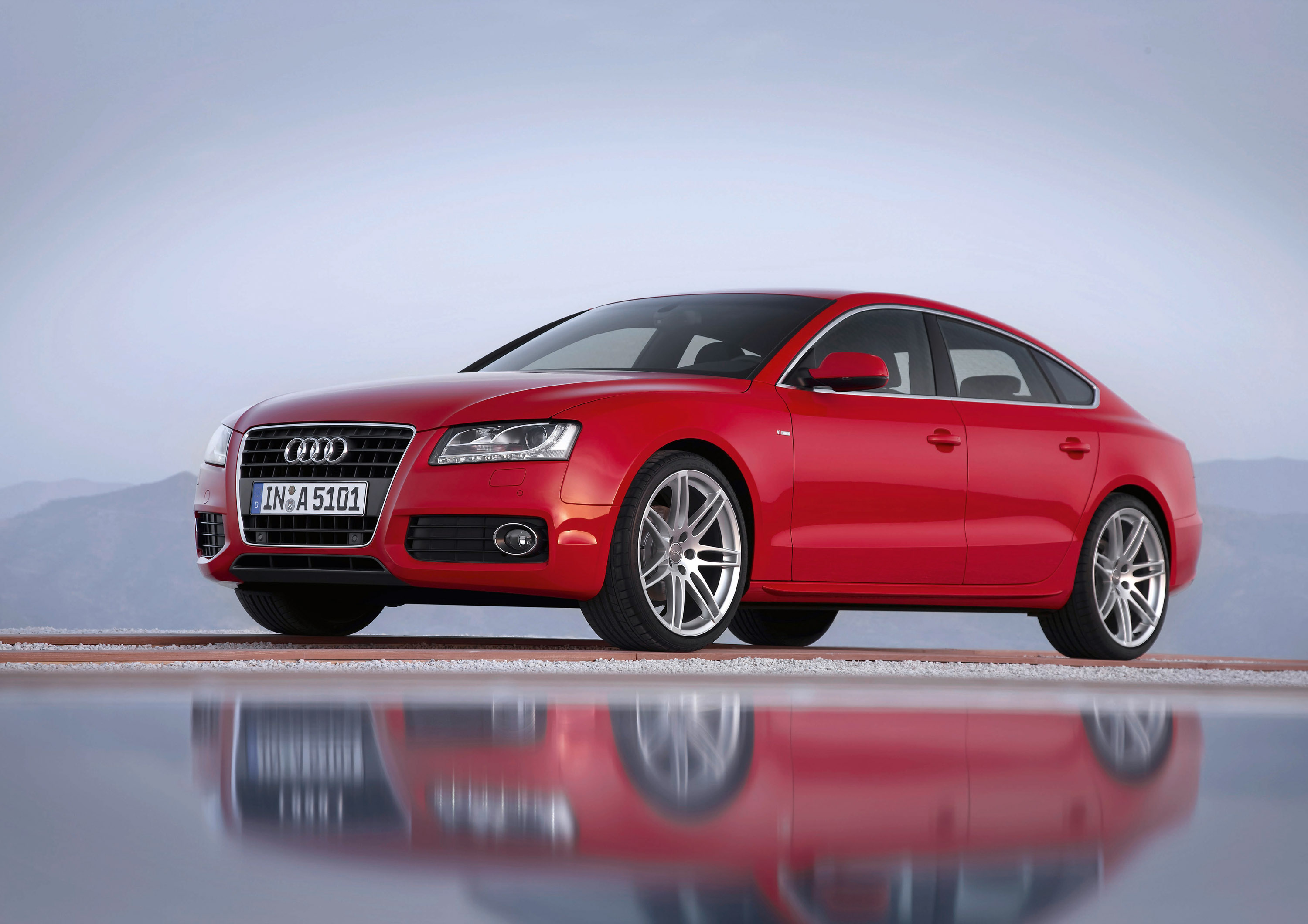 audi a5 sportback picture 23193. Black Bedroom Furniture Sets. Home Design Ideas