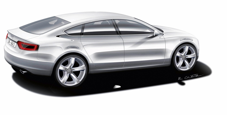 Audi A5 Sportback Picture 23199