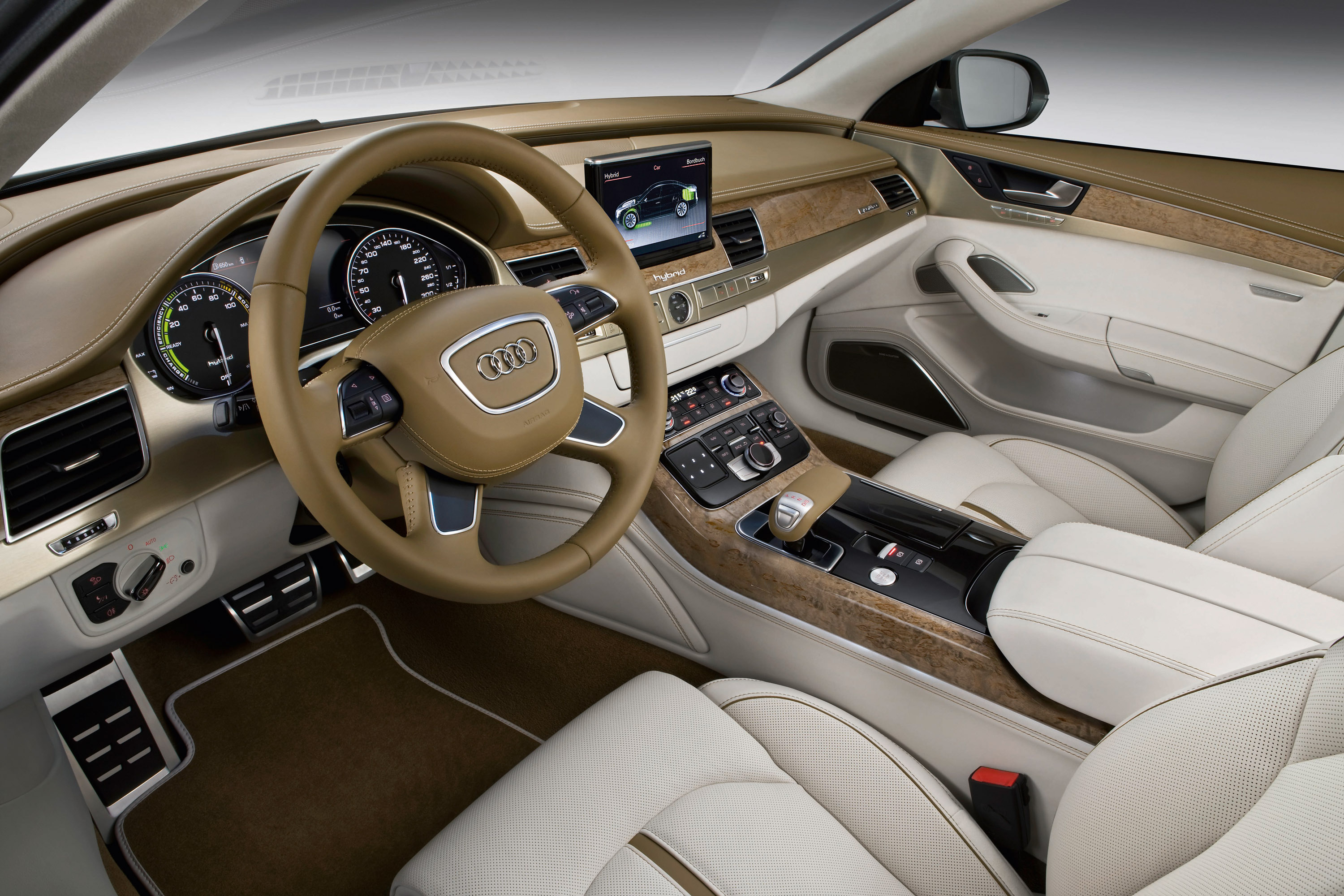 2011 Audi A8 Hybrid Amazing Luxury And Matchless Efficiency