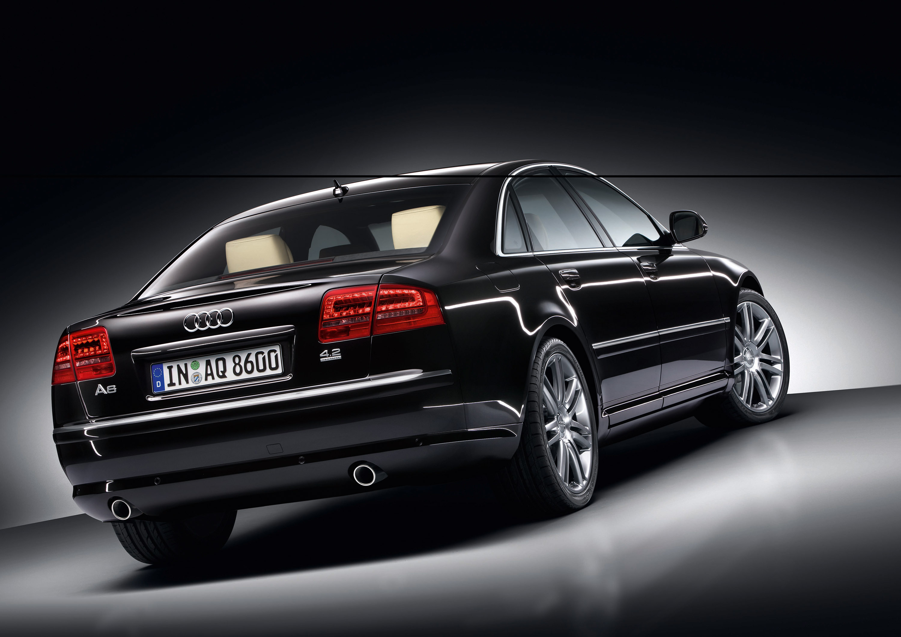 New Design And Equipment Packages For Audi A8