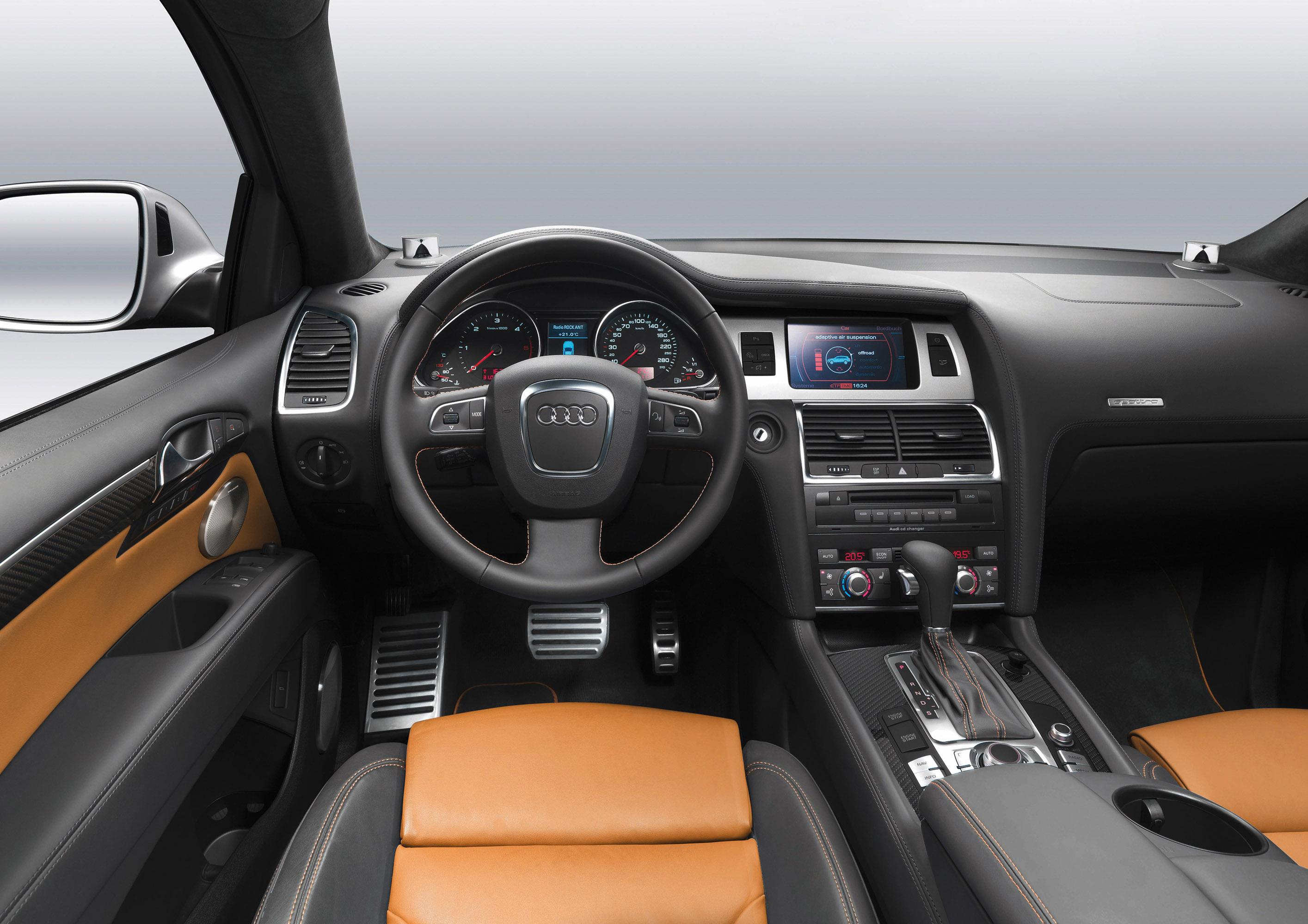 Worksheet. Audi Q7 V12 TDI quattro