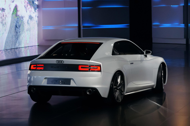 Audi Quattro Concept Paris 2010 Picture 43160