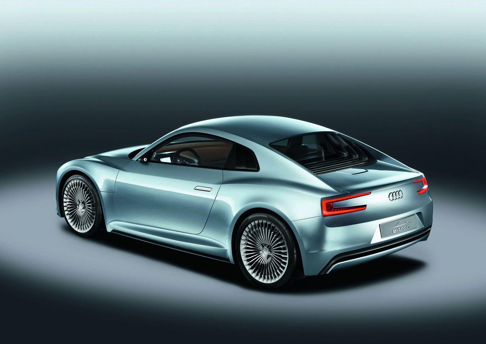 Audi R Concept Picture - Audi r4