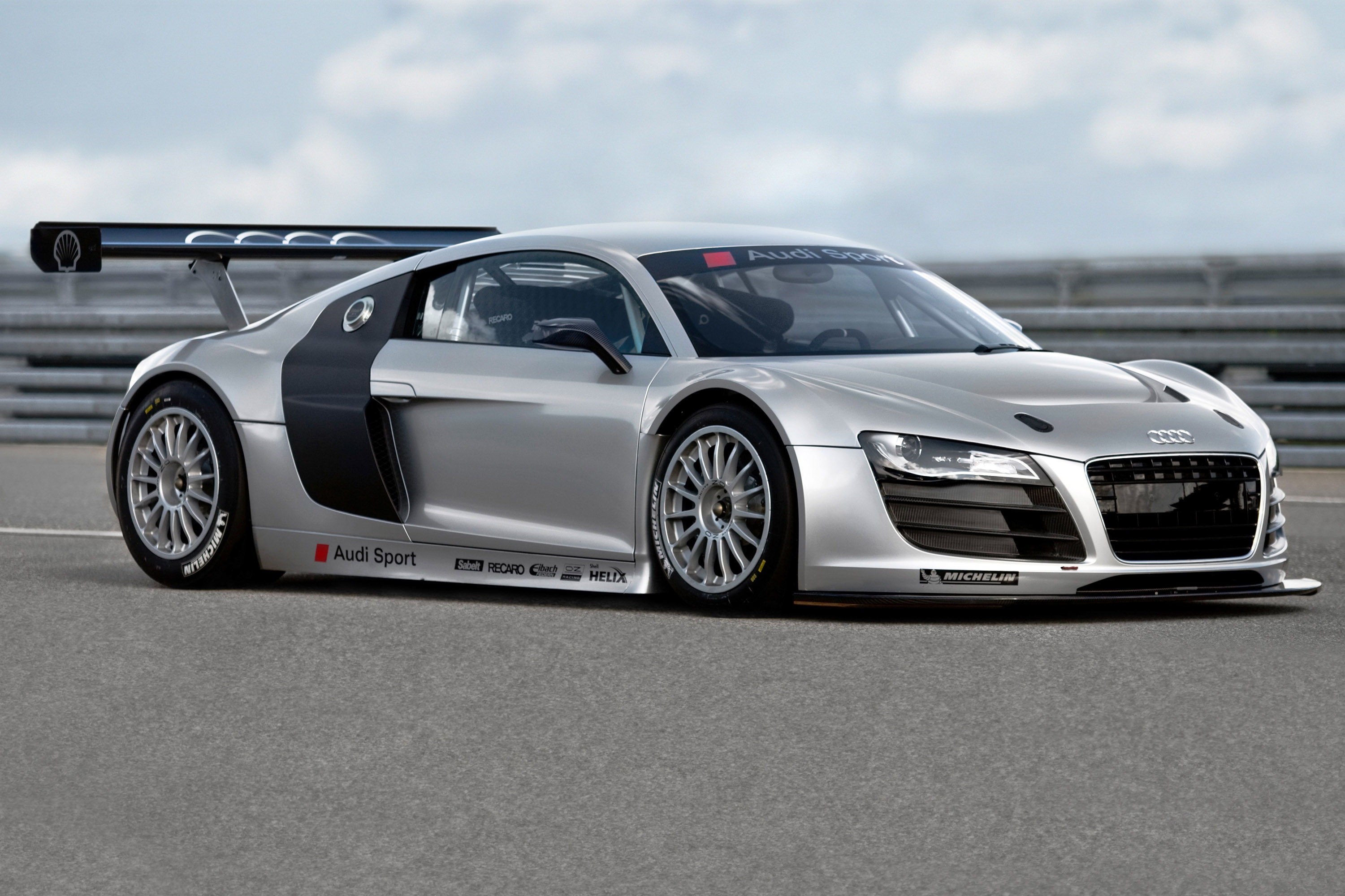 Delivery Of The Audi R LMS Has Started - Audi r8 lms