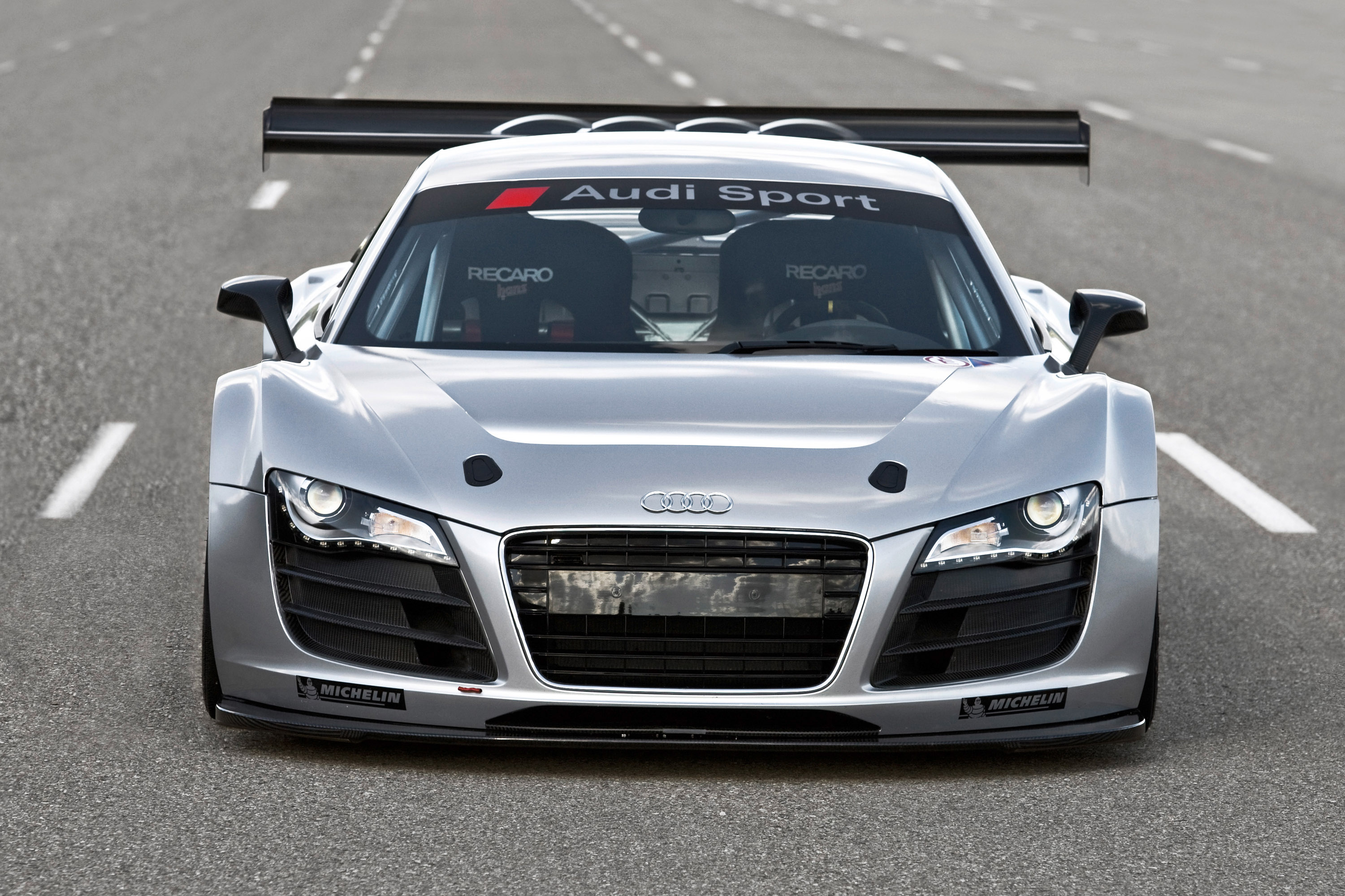 Delivery Of The Audi R LMS Has Started - Audi car 04