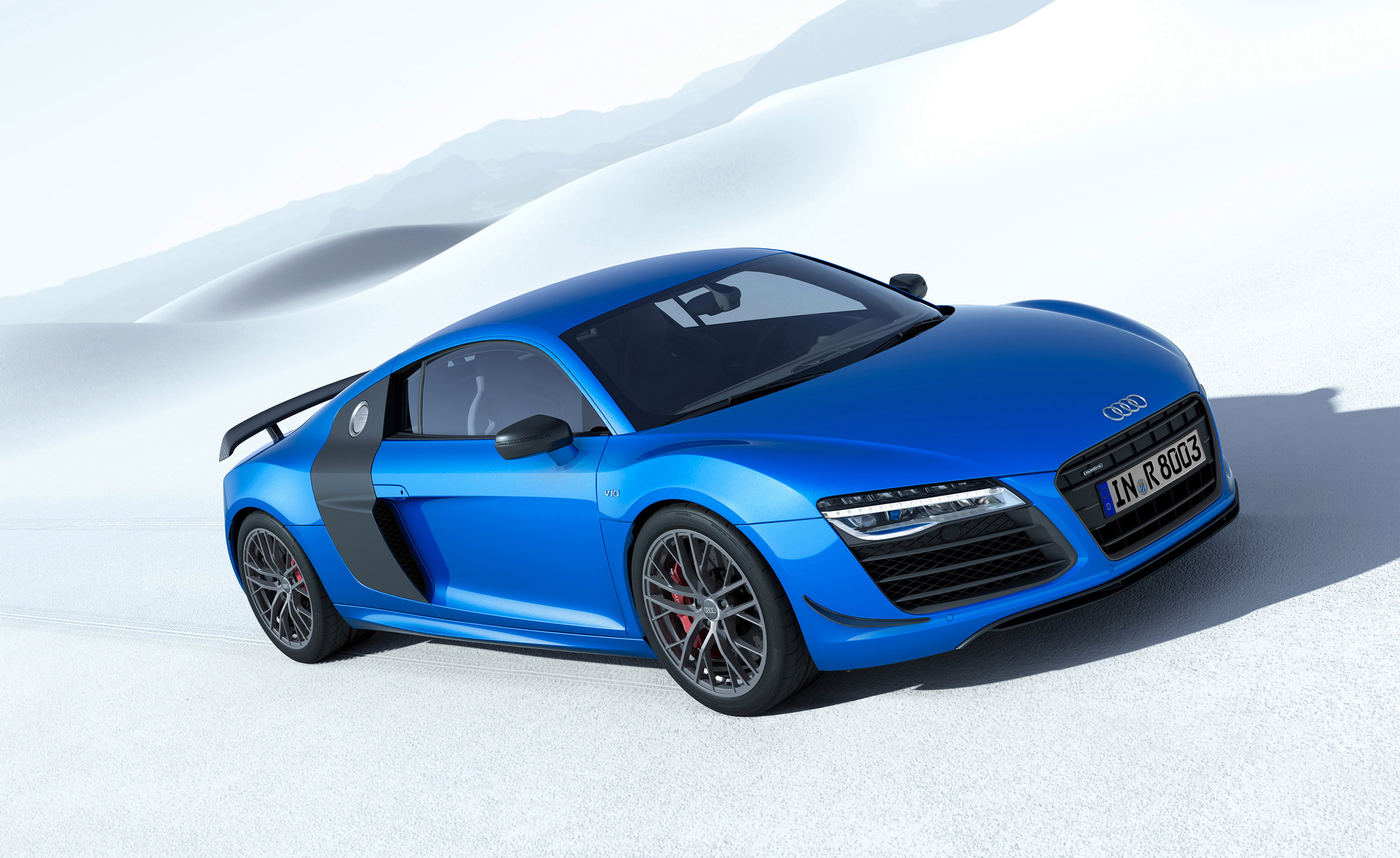 2015 Audi R8 Limited Edition Performance Package