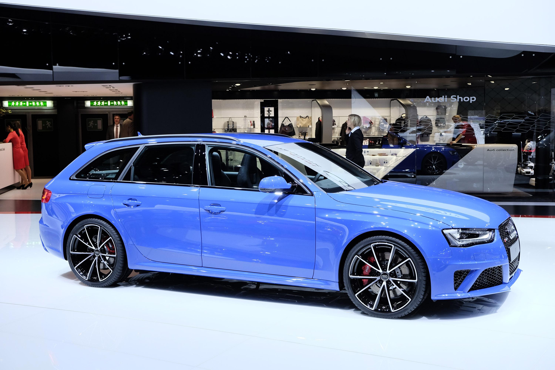 Audi RS4 Geneva 2014 - Picture 98382