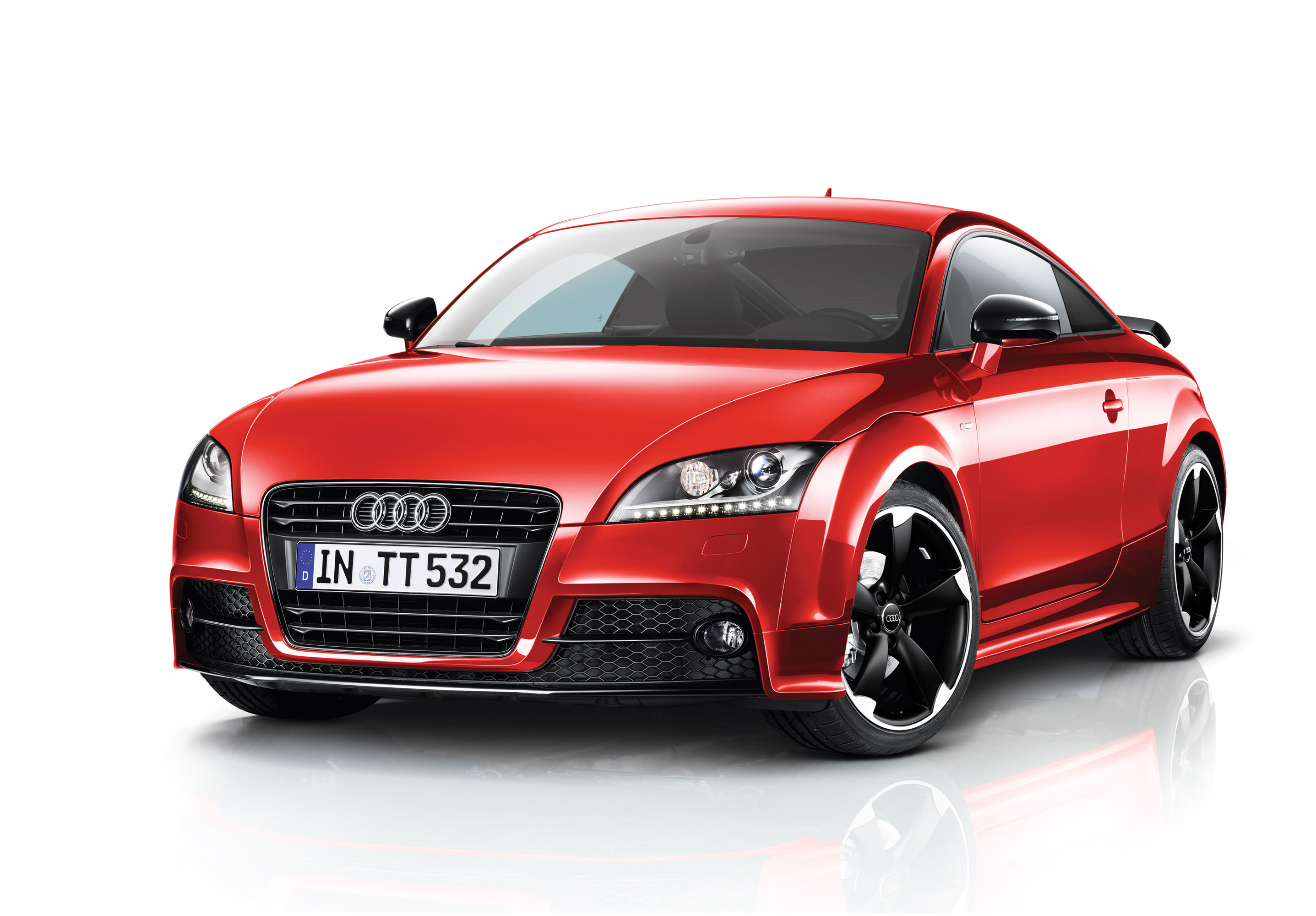 audi tt coupe and roadster black edition with amplified. Black Bedroom Furniture Sets. Home Design Ideas