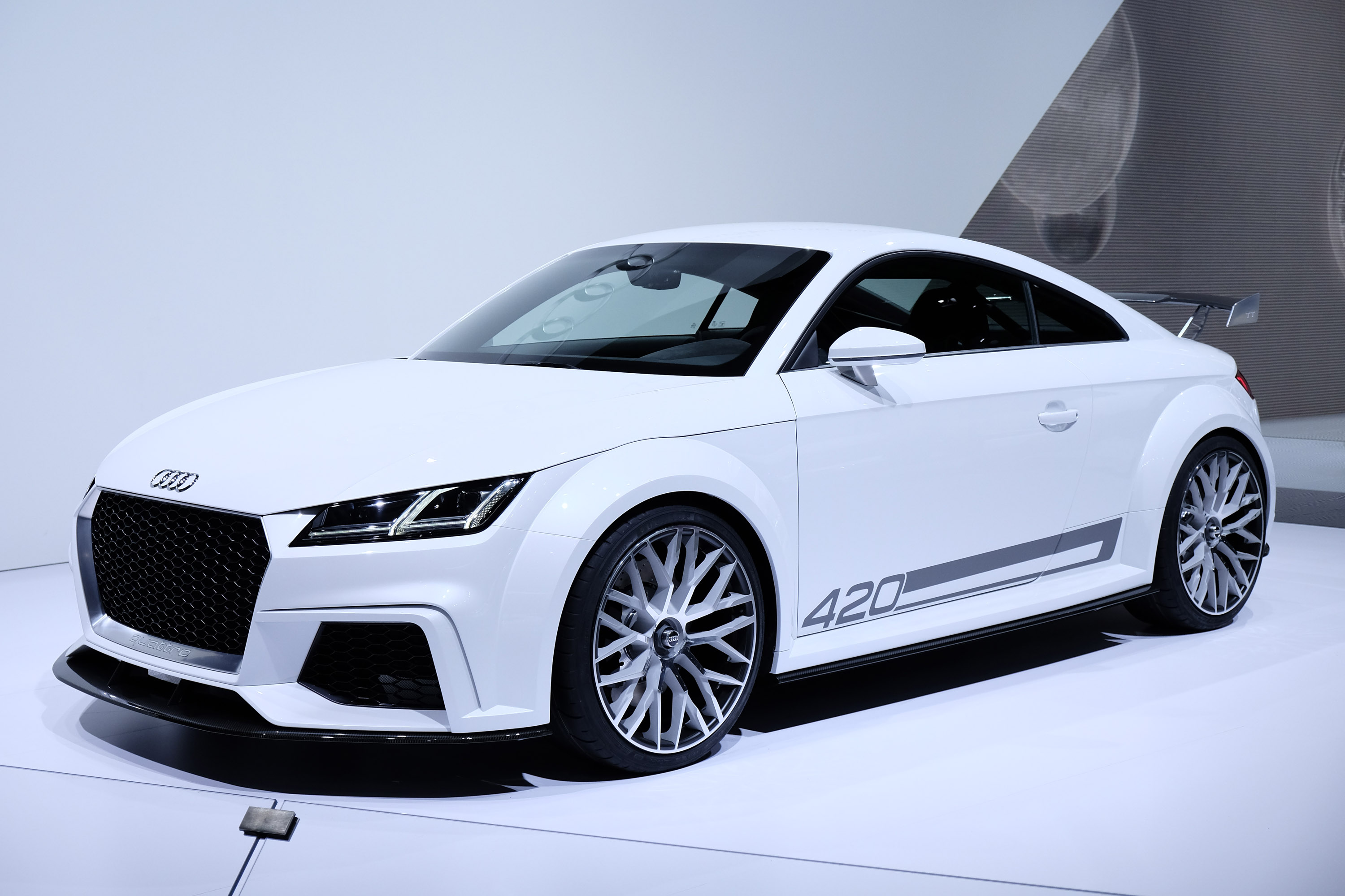audi tt quattro sport concept geneva 2014 picture 98384. Black Bedroom Furniture Sets. Home Design Ideas