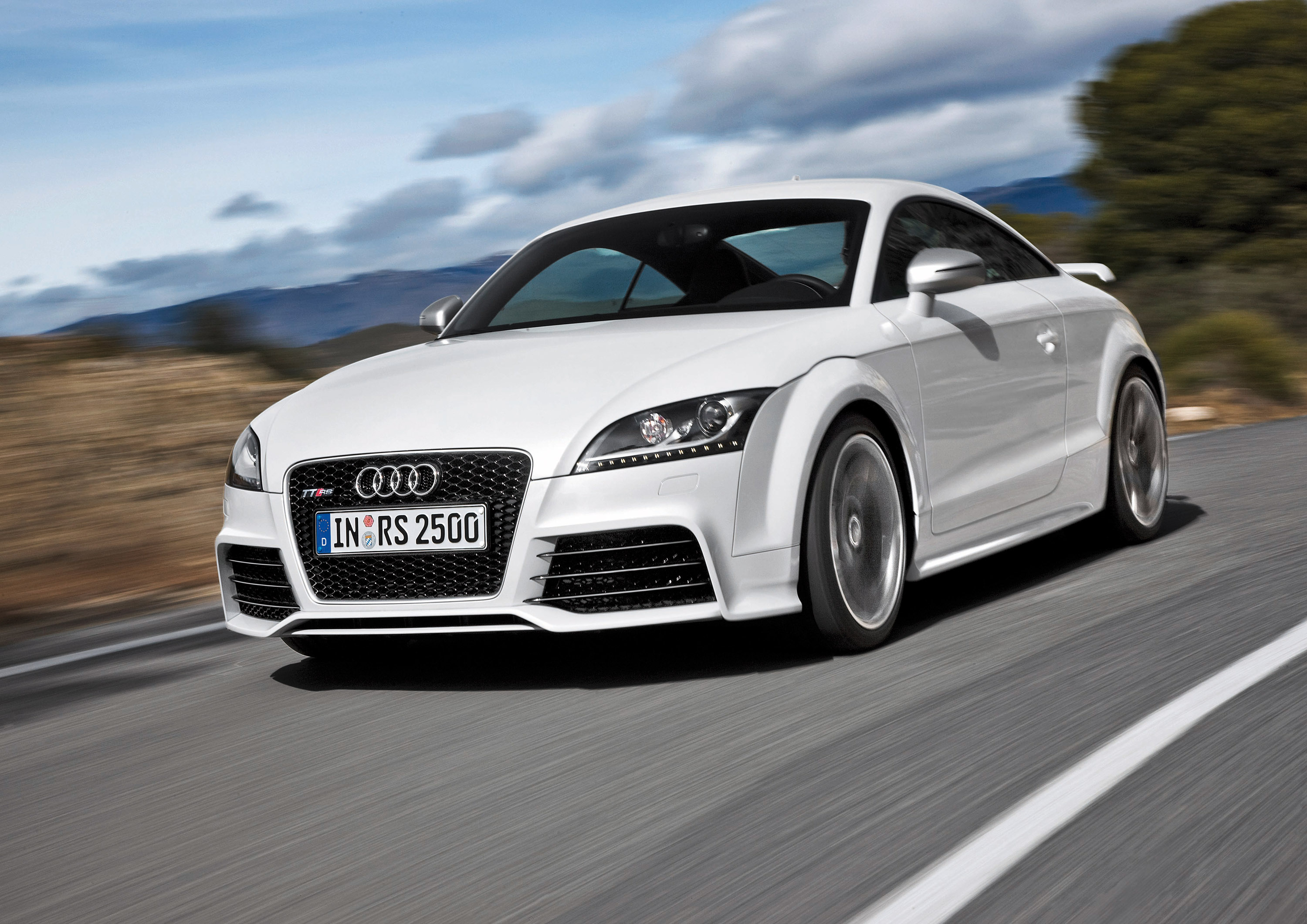 Audi Tt Rs Limited Edition S Tronic