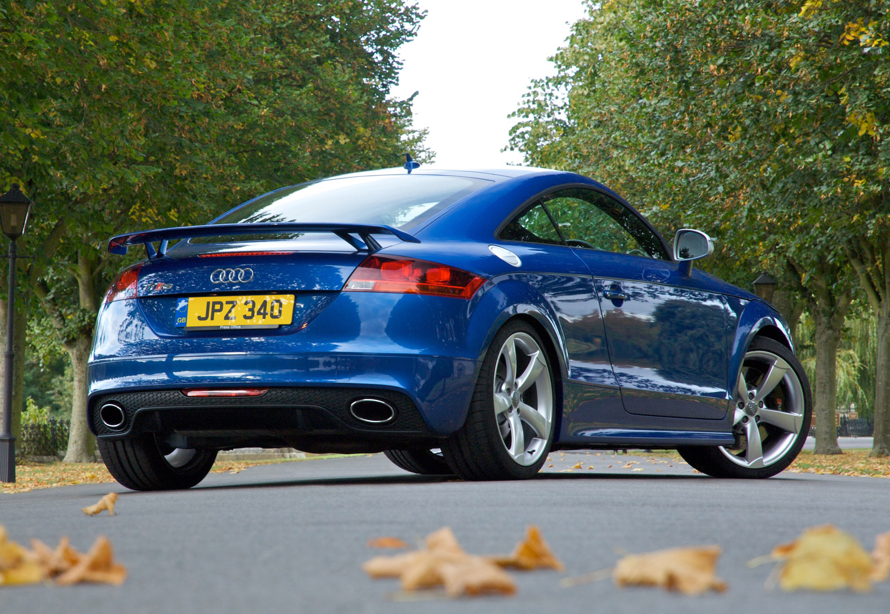 Audi Tt Rs Coupe Picture 39299