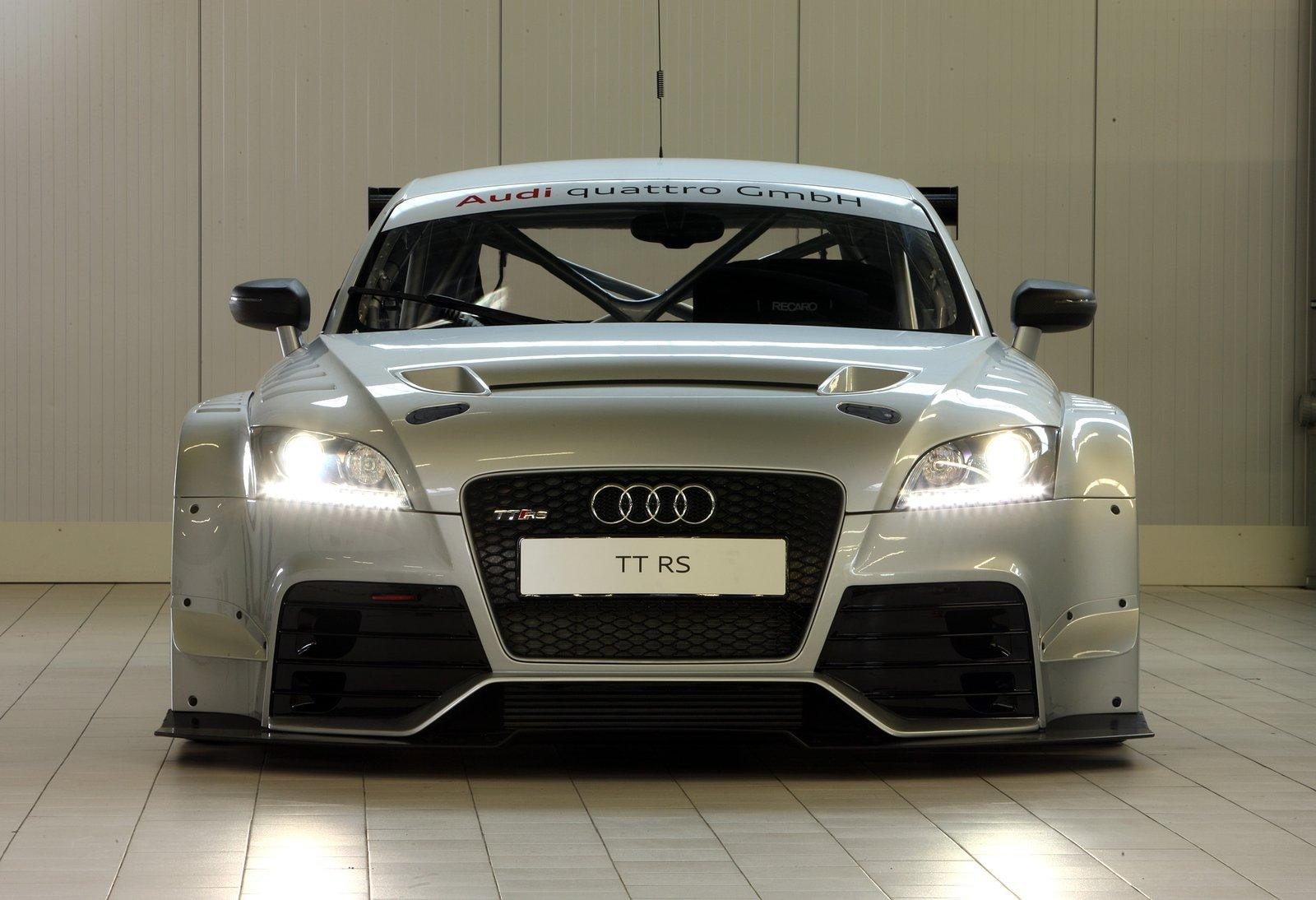 Audi Tt Rs Dtm A Chance To Get Back To German Touring