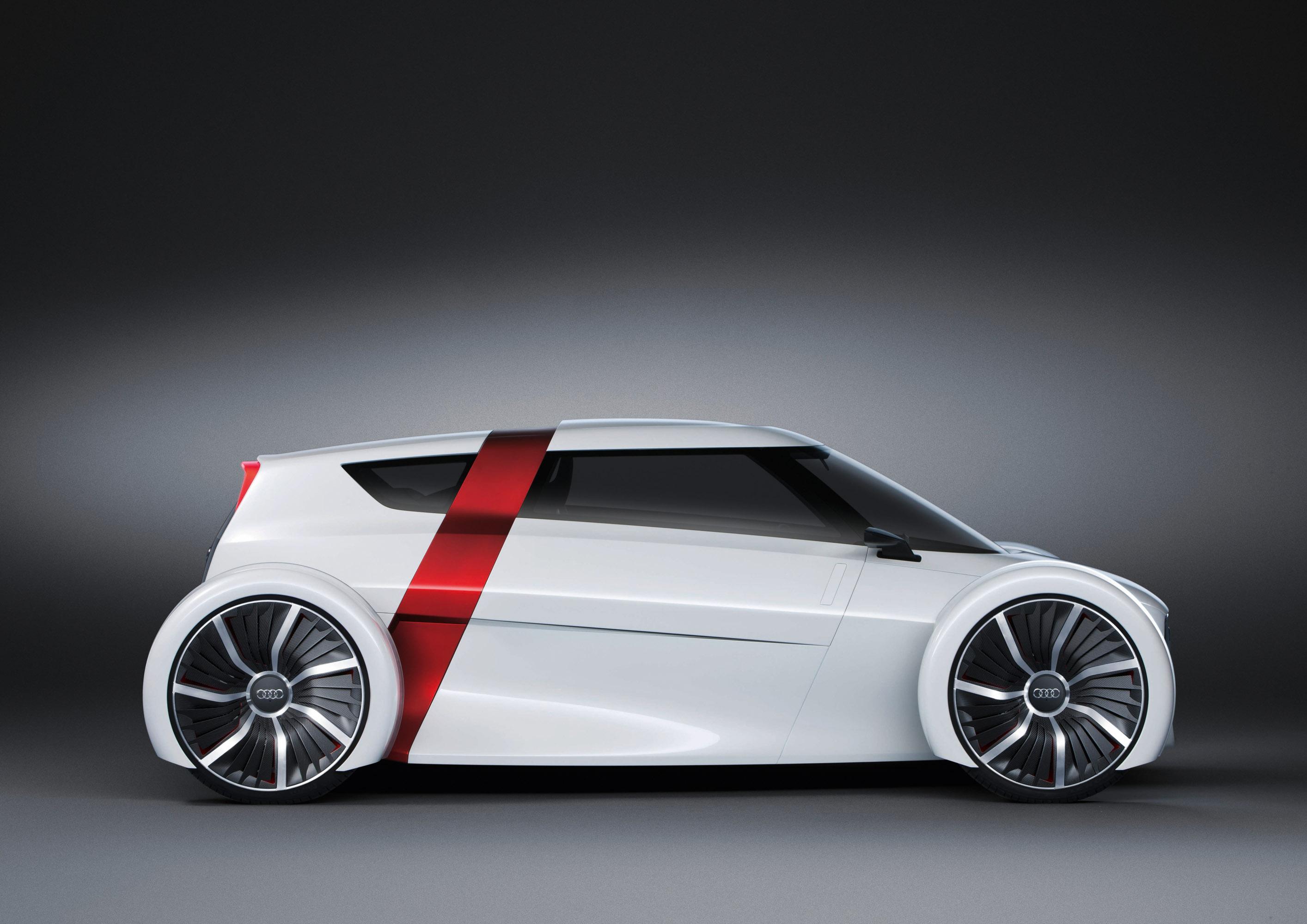 Audi Urban Concept Spyder - Picture 58192