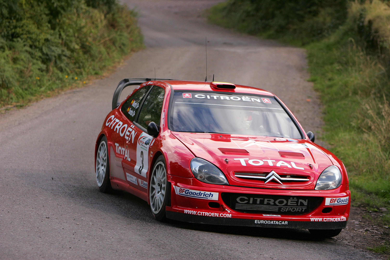 Citroen C4 WRC 2007 - Picture 16021