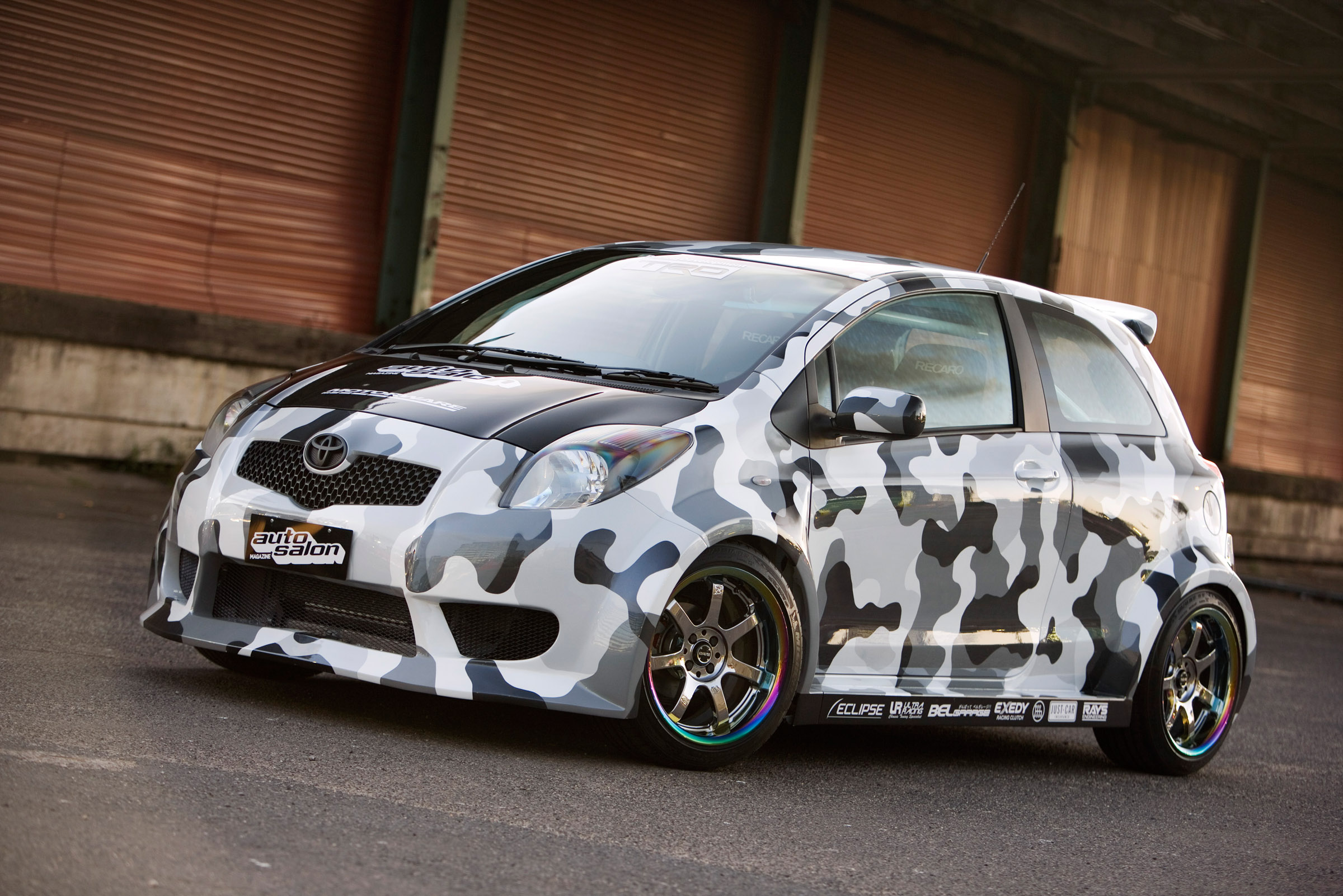 Toyota Yaris and RAV4 Get the Auto Salon Treatment
