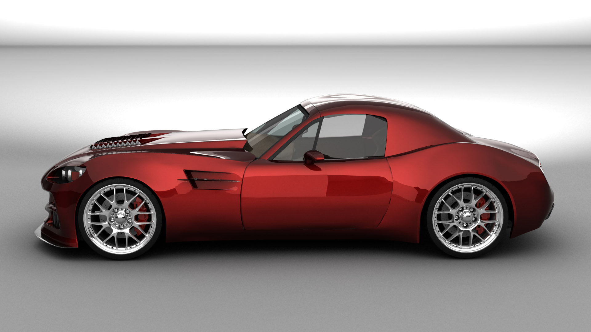 Bailey Blade Roadster Concept Picture 21751
