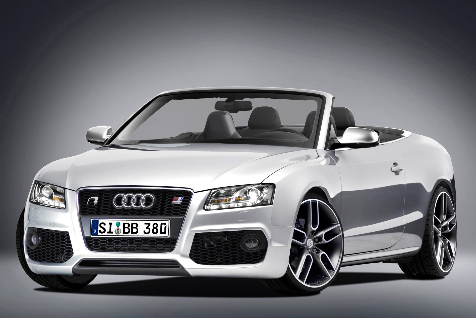 B Amp B Refines Audi A5 And S5 Cabriolet
