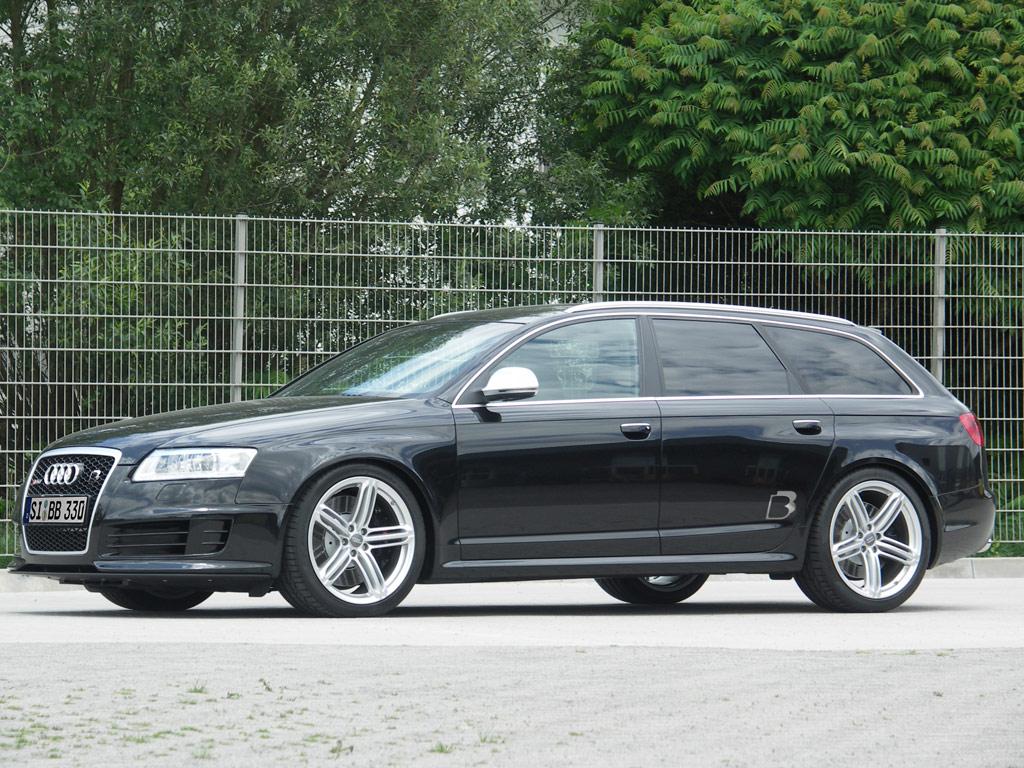 Audi v10 wagon