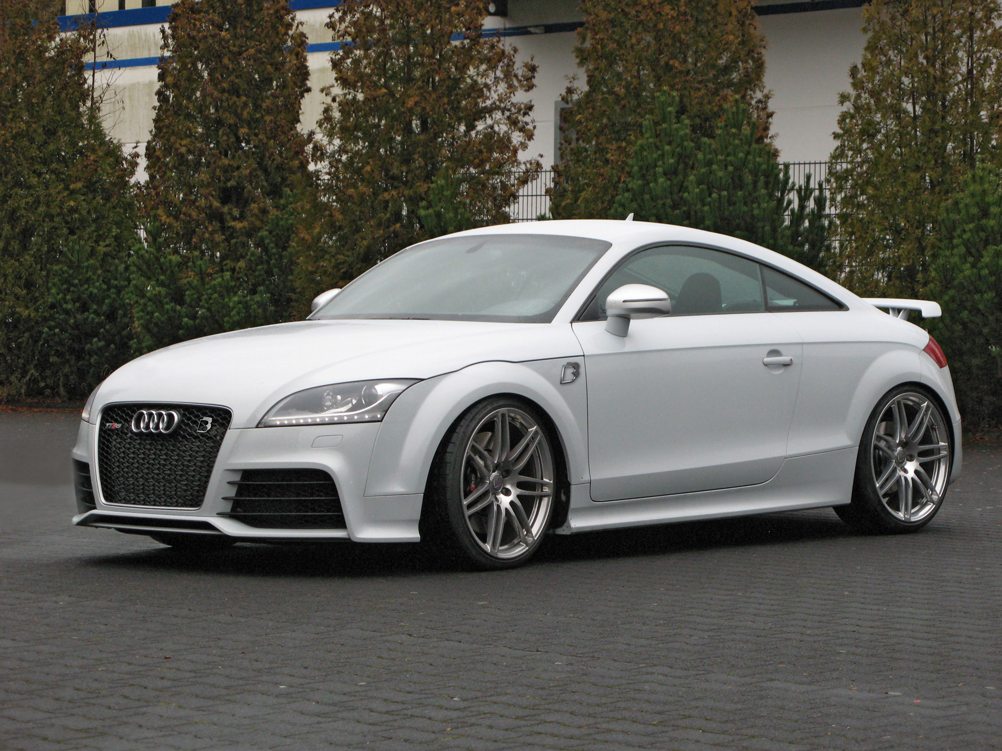 b b tuning offers more power for the audi tt rs. Black Bedroom Furniture Sets. Home Design Ideas