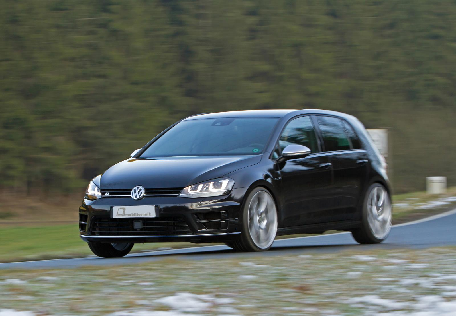 b b volkswagen golf vii r 420hp and 530nm. Black Bedroom Furniture Sets. Home Design Ideas