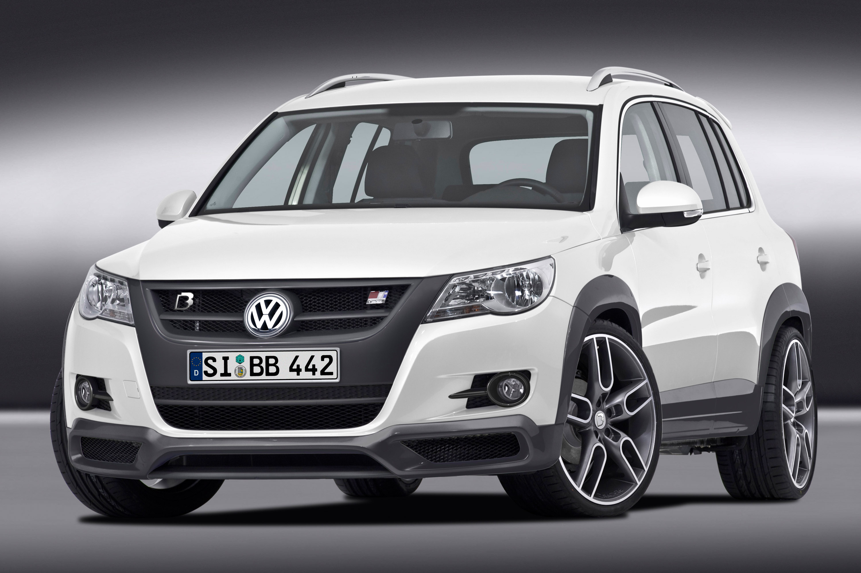 B b vw tiguan picture 2 of 6 adrenaline capsules pinterest cars volkswagen and amazing cars