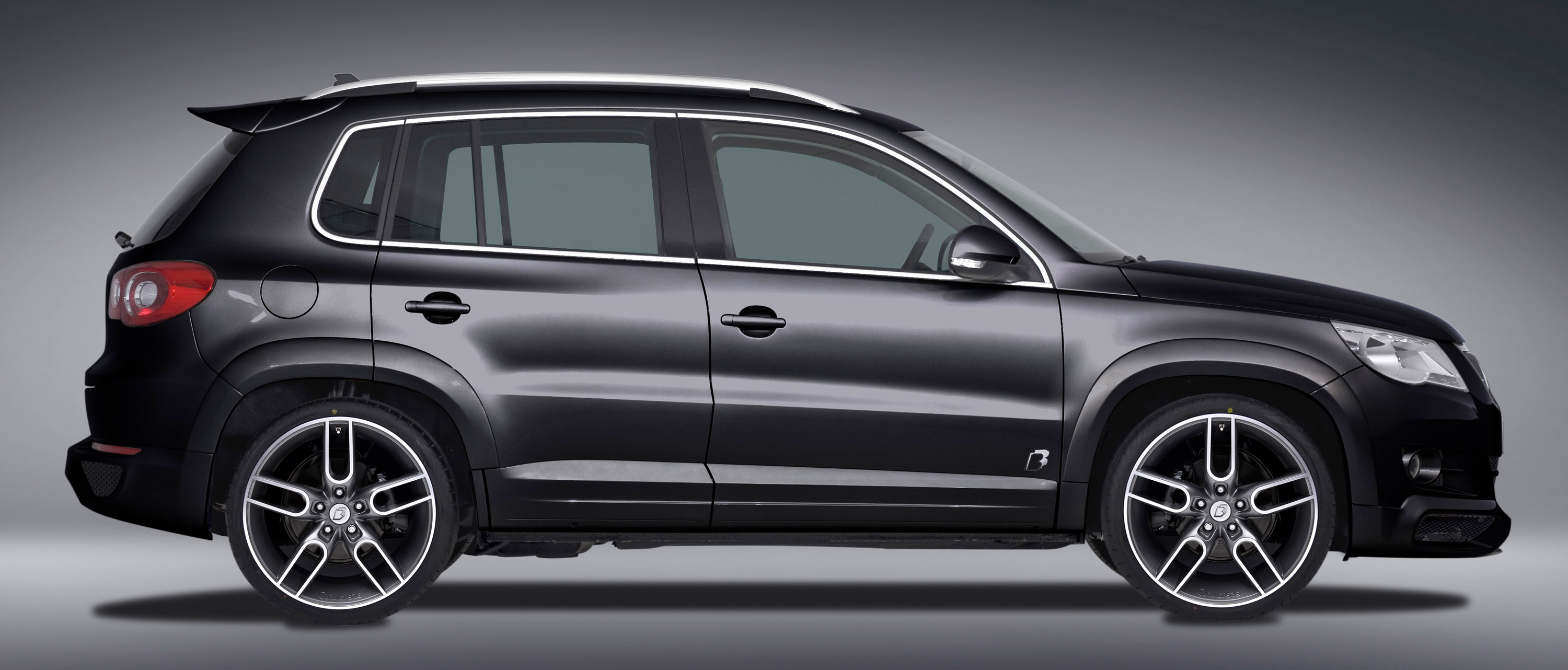 B Amp B Vw Tiguan Compact Suv Up To 300hp 420nm