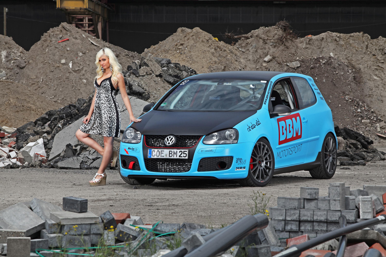 Volkswagen Golf GTI tuned by BBM