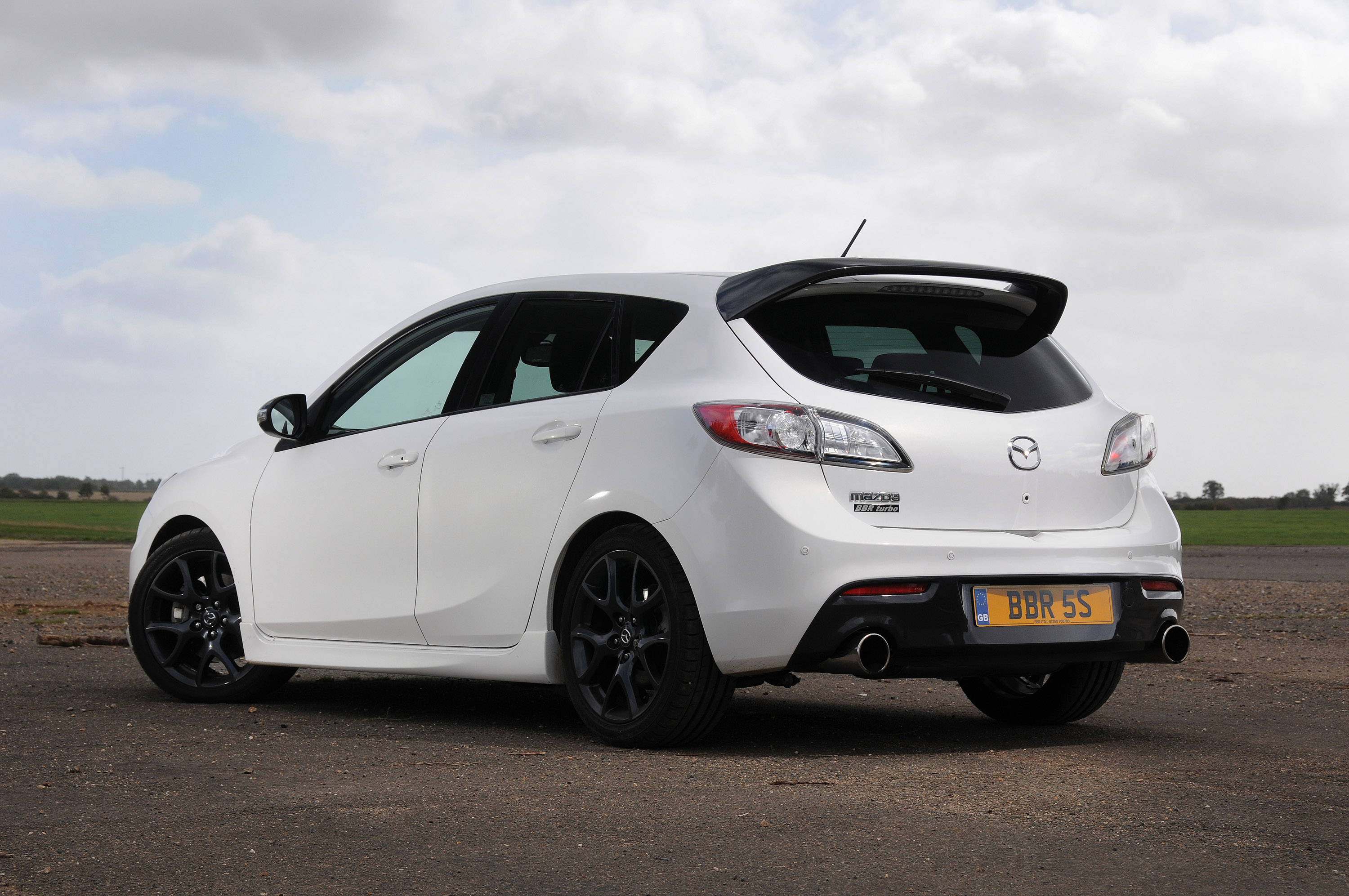 BBR Mazda 3 MPS Phase 2 - Picture 60112