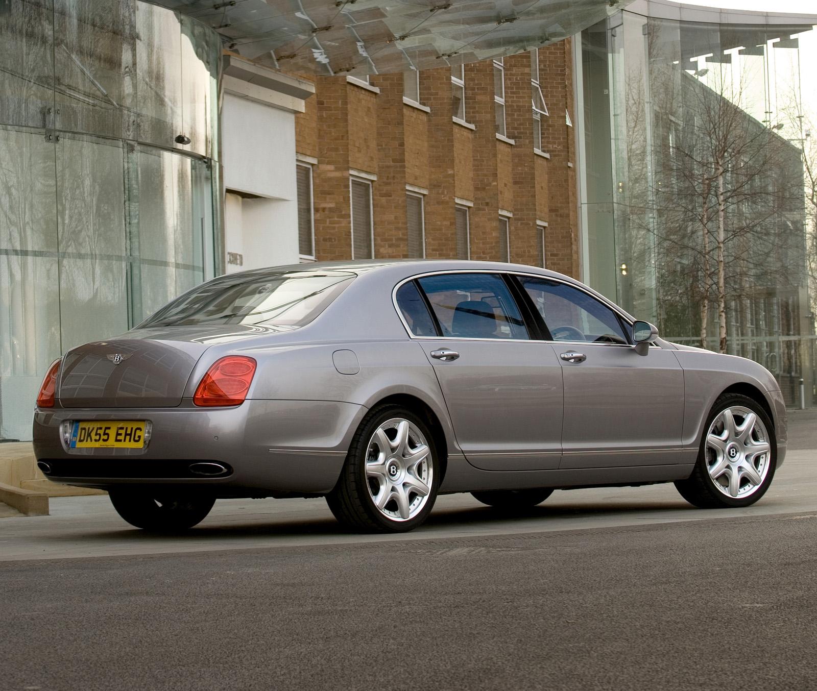 Modellbeschreibung Zum Bentley Continental Flying Spur: VAETH Mercedes-Benz C63 AMG With Up To 680 Horsepower