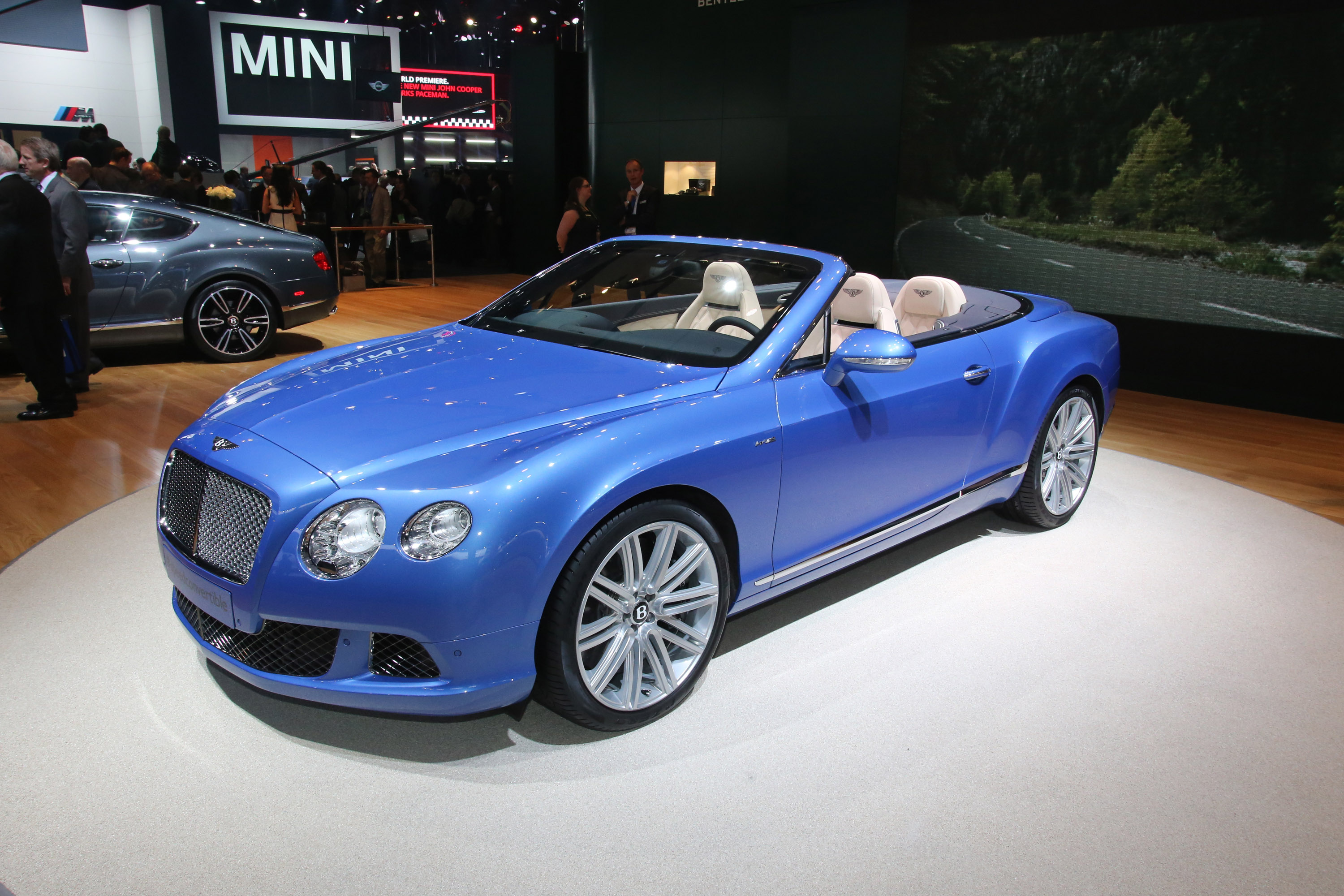 100 reviews convertible bentley coupe on margojoyo bentley continental gt speed convertible detroit 2013 picture 79770 vanachro Choice Image