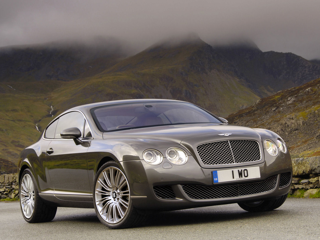 Bentley Continental GT Diamond Series photo