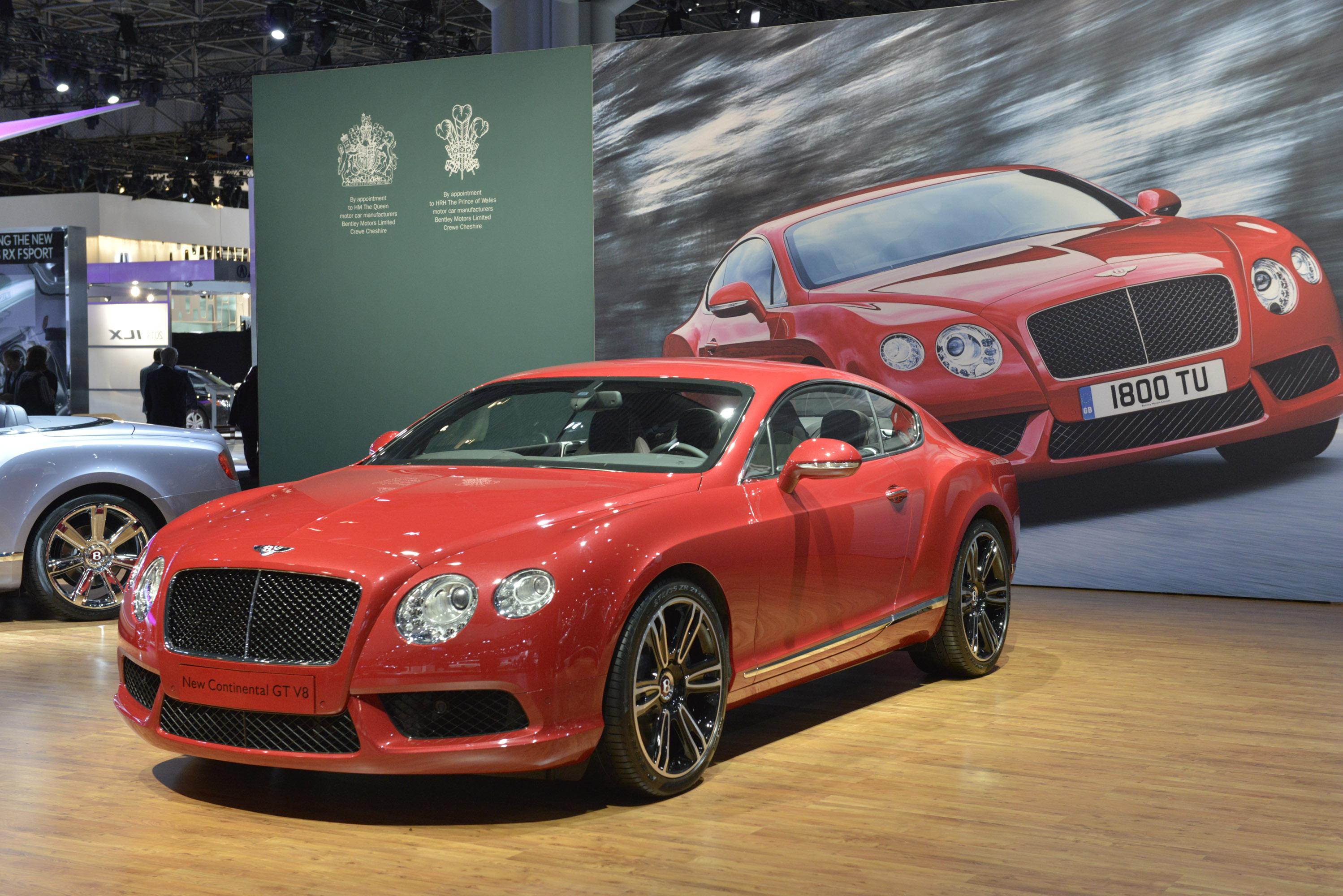 Bentley New, Bentley Familiar   Schnell List