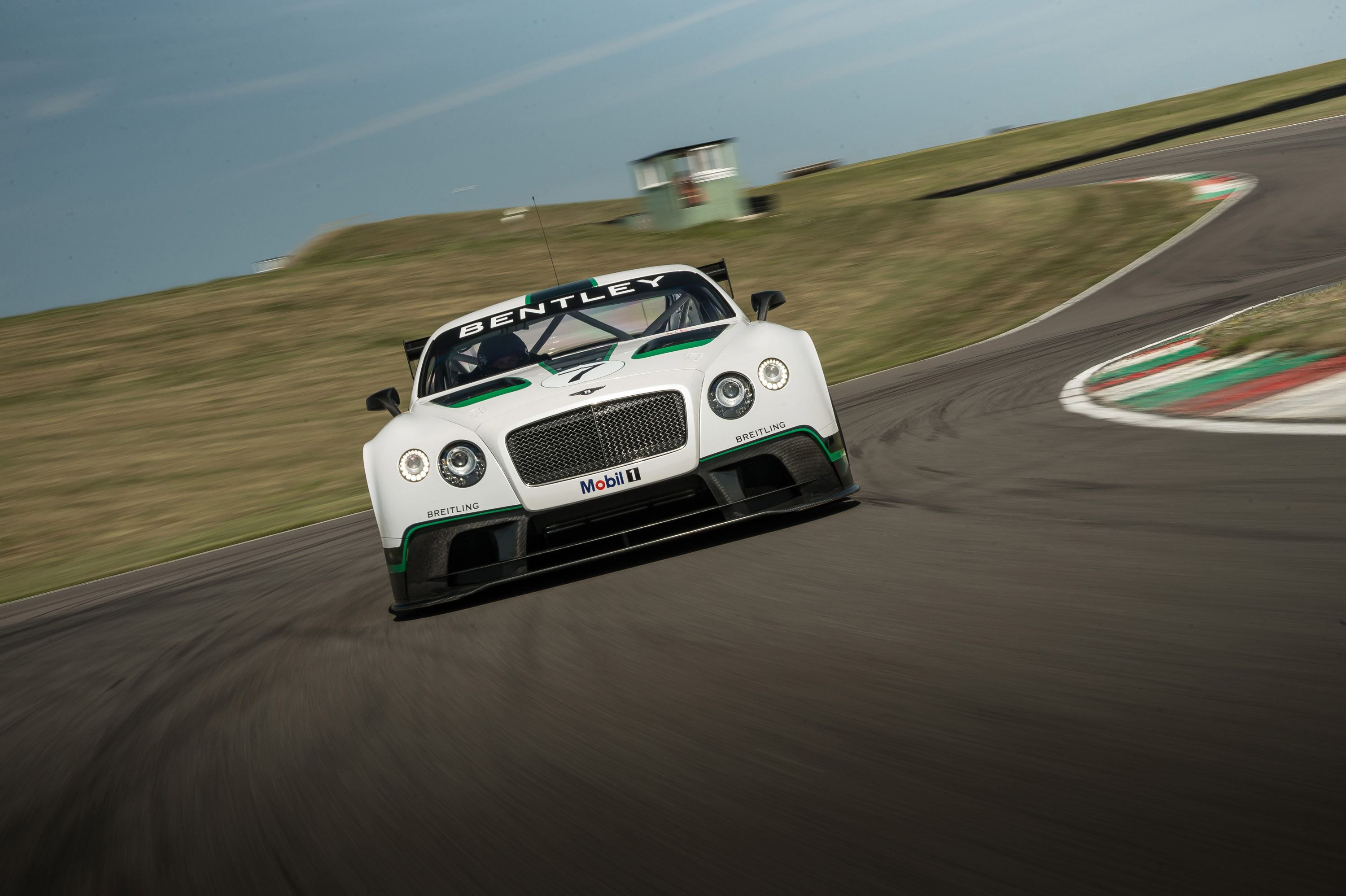 Bentley Continental GT3 Race Car - Picture 87358
