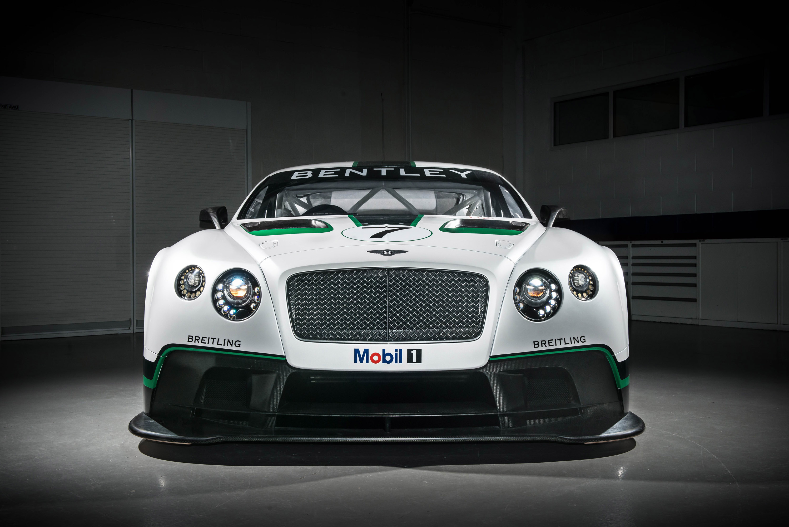 Bentley Continental Gt3 Race Car Picture 87362