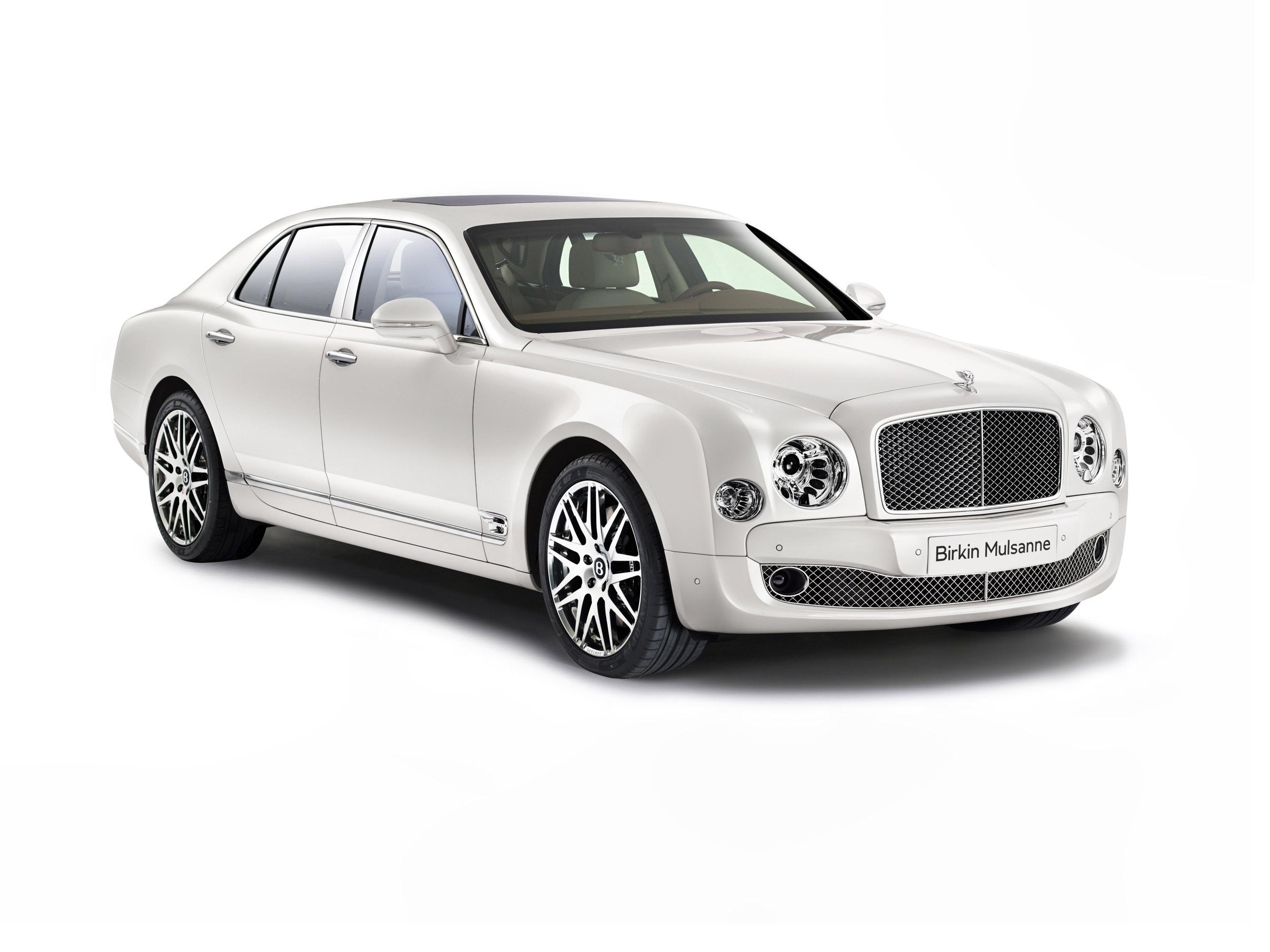 The Bentley Mulsanne S Very Limited: Bentley Introduce Mulsanne Birkin Limited Edition
