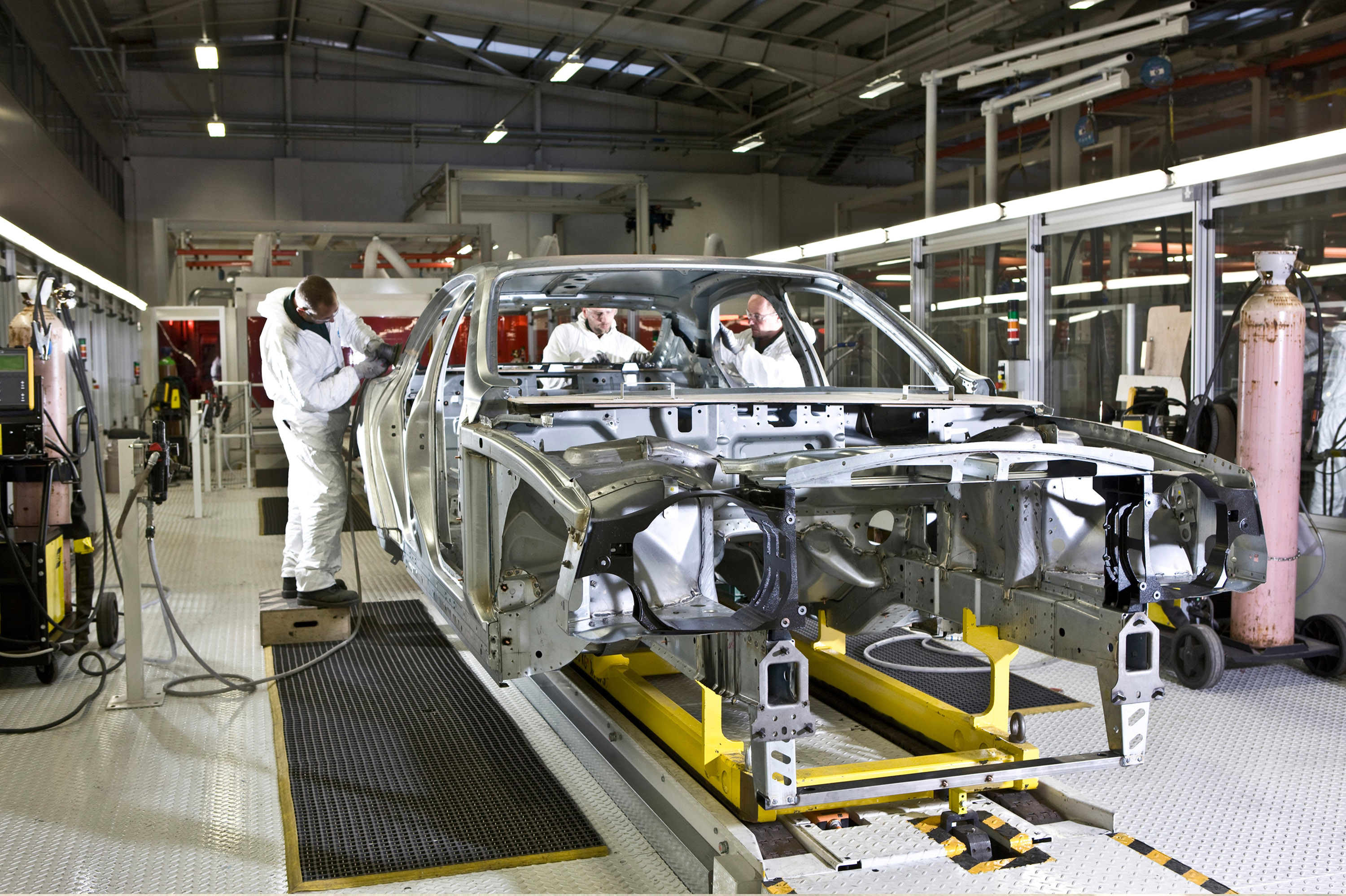 Bentley Mulsanne Production Picture 31077