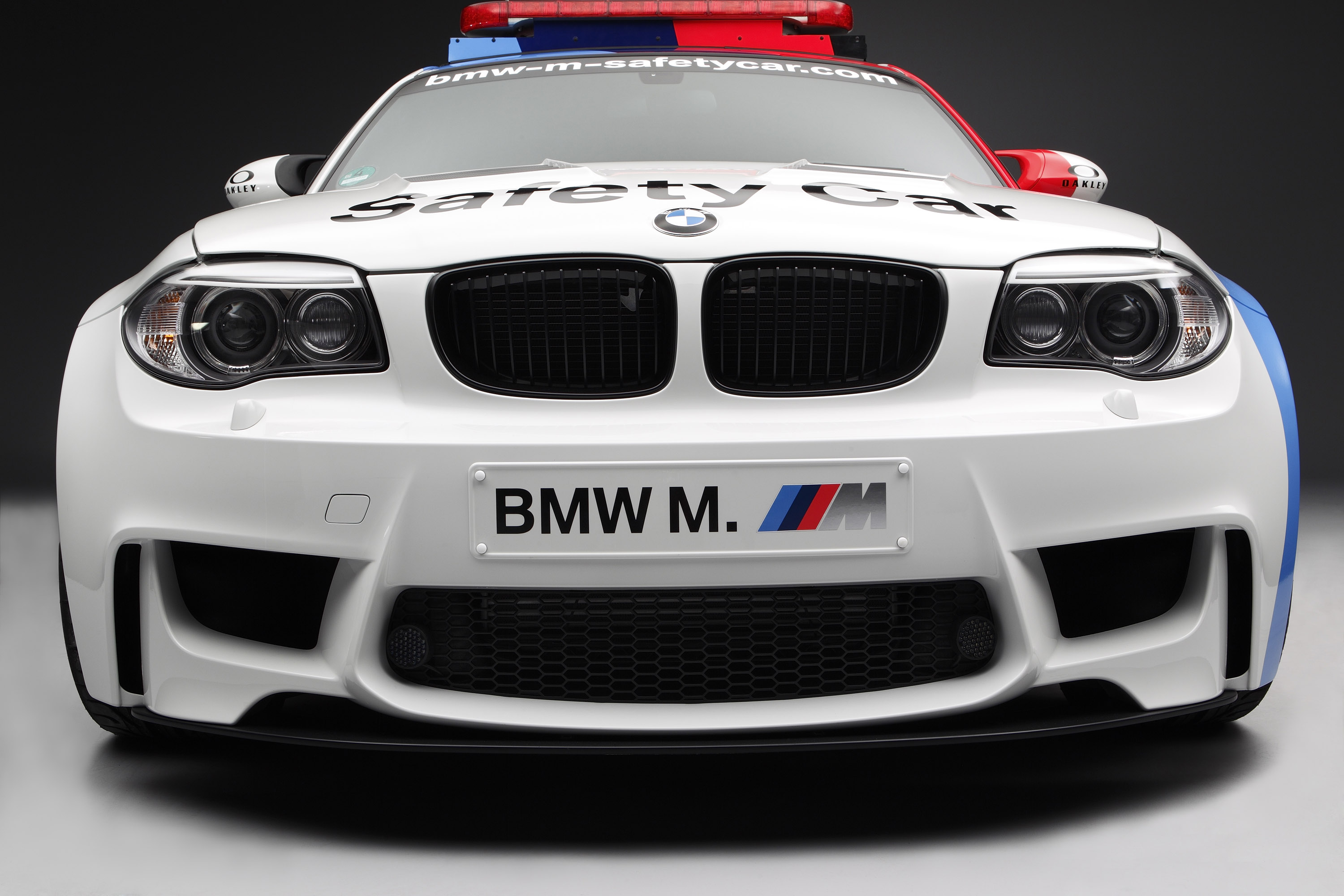 BMW 1 Series M Coupe Safety Car - Picture 51035